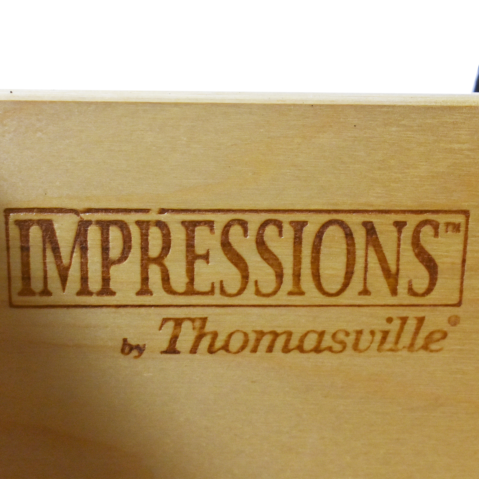 Thomasville Thomasville Impressions Two Drawer Nightstand nyc