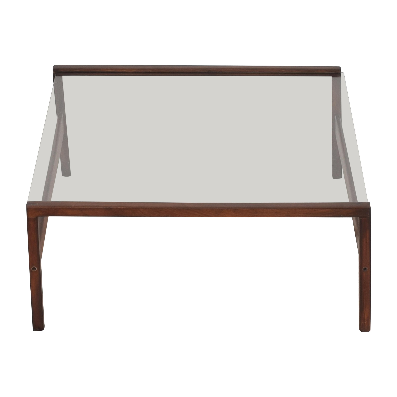 buy La Linea Coffee Table by Tito Agnoli La Linea Tables