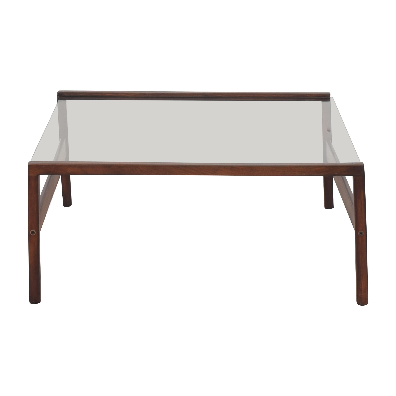 shop La Linea Coffee Table by Tito Agnoli La Linea Coffee Tables