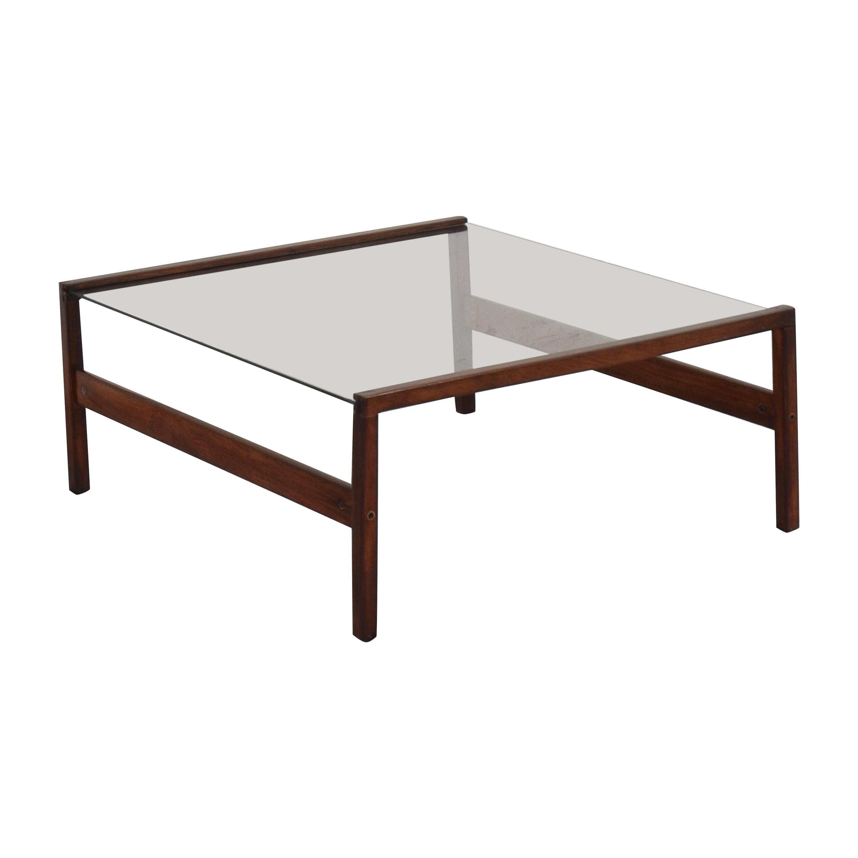 La Linea Coffee Table by Tito Agnoli sale