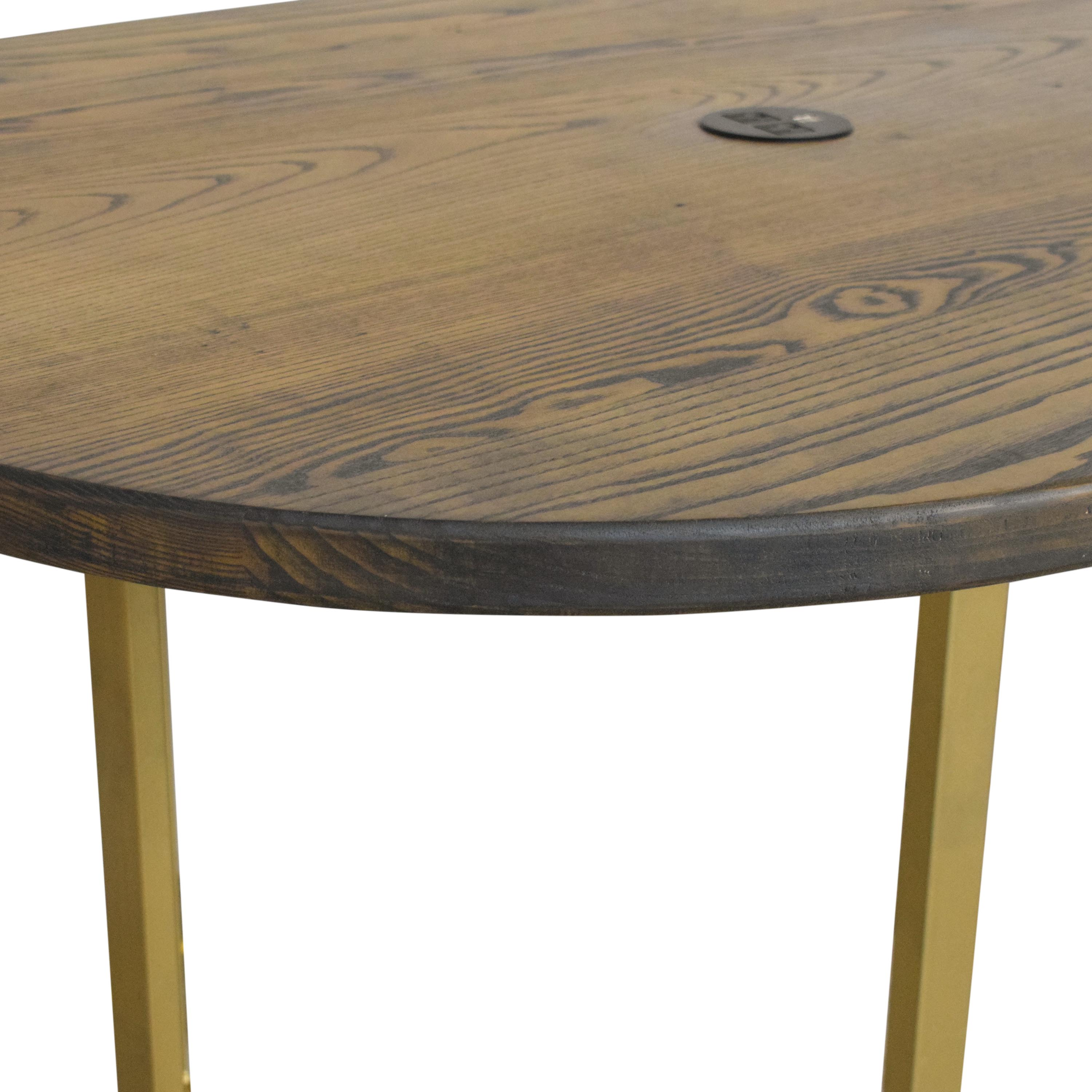 Utility Table with Electrical Plugs price
