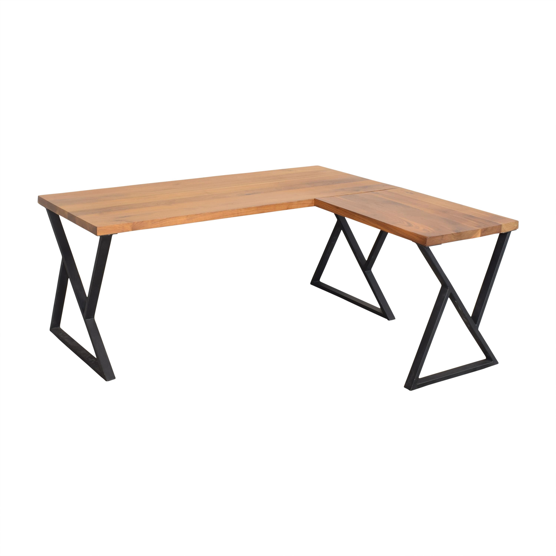 buy Custom L Shaped Desk  Tables