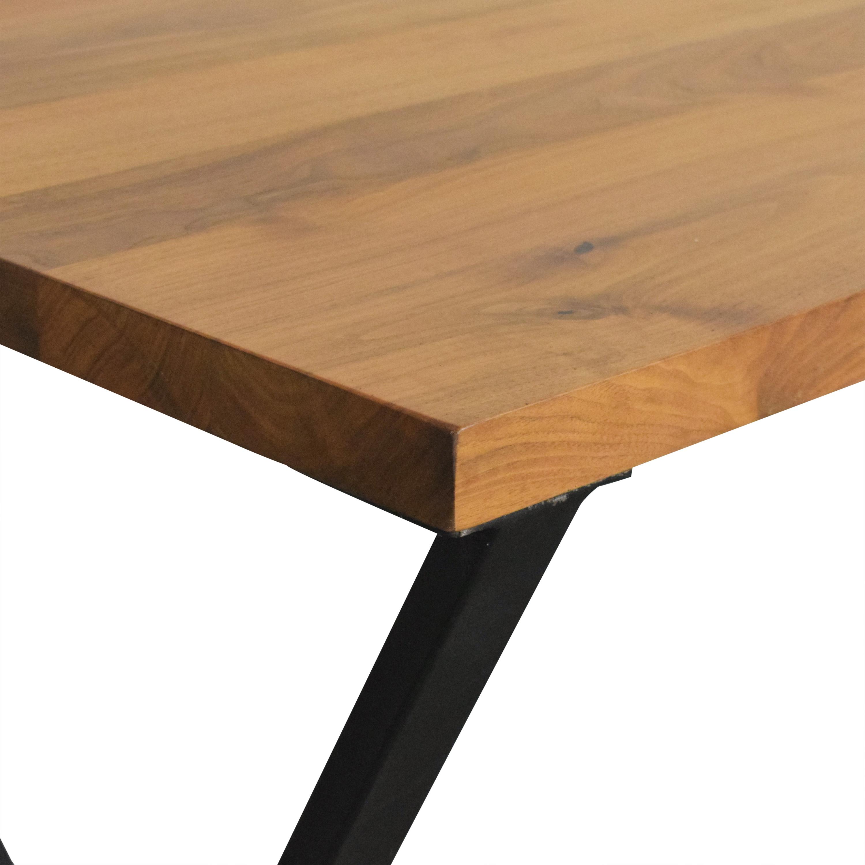 Custom L Shaped Desk