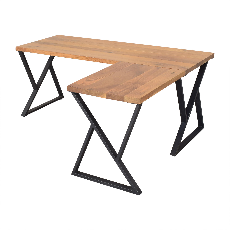 Custom L Shaped Desk dimensions