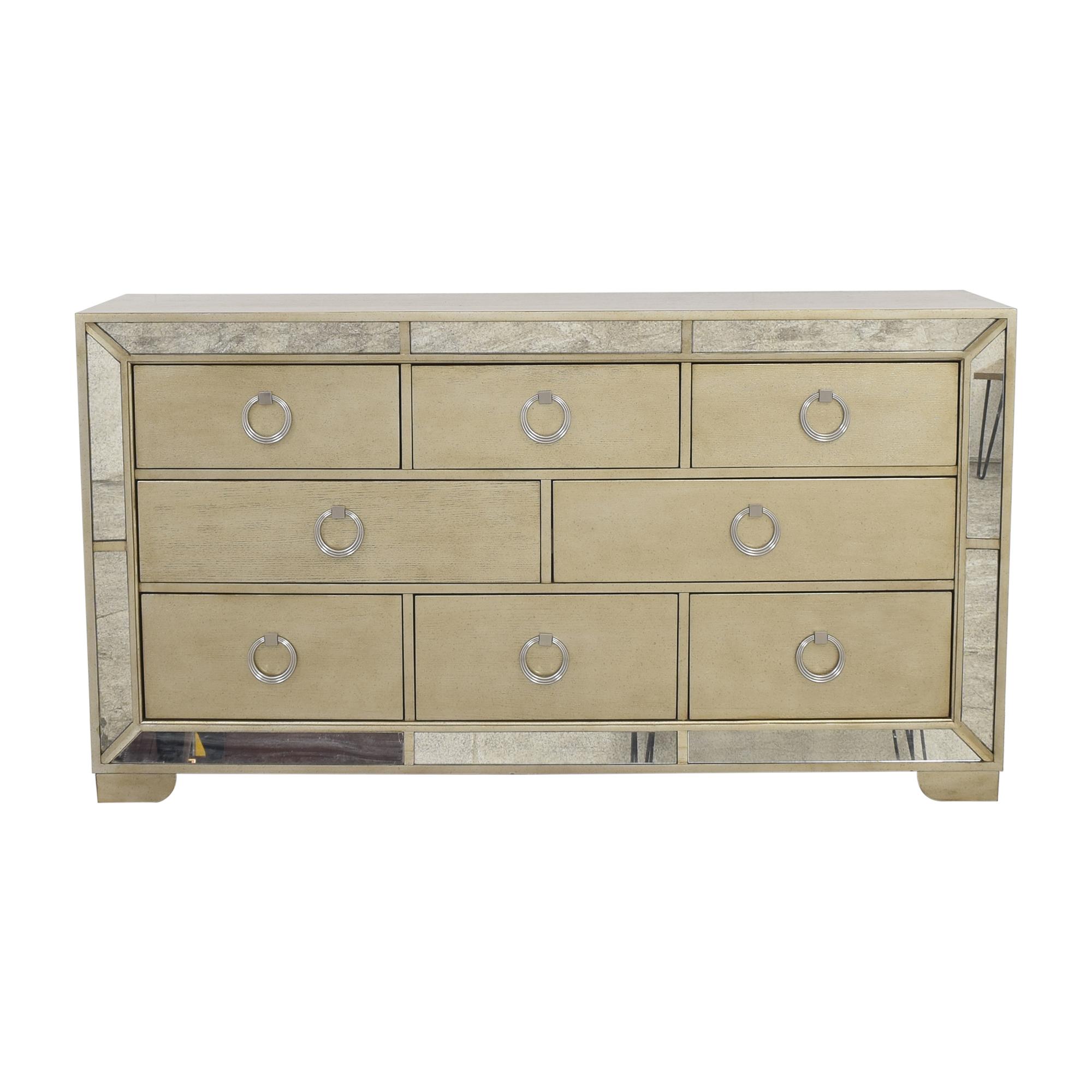 buy Macy's Ailey Eight Drawer Dresser Macy's Storage
