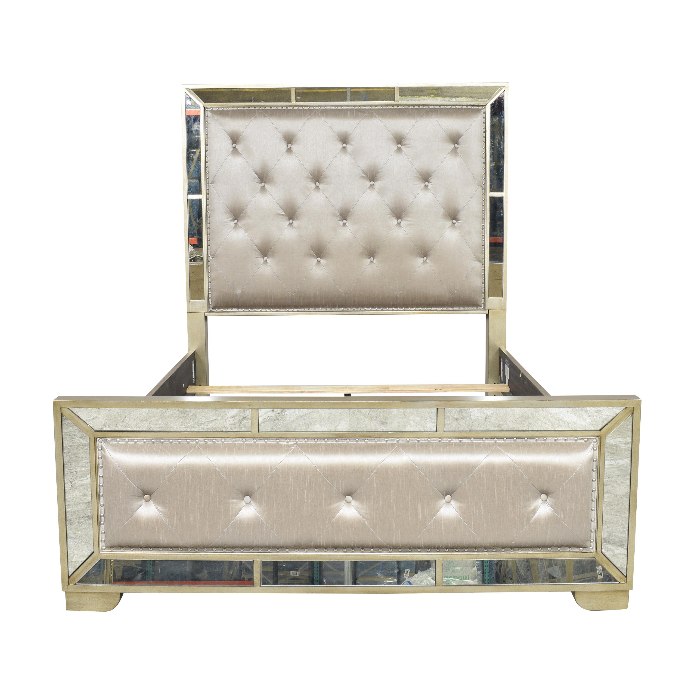buy Macy's Ailey Queen Bed Macy's Bed Frames