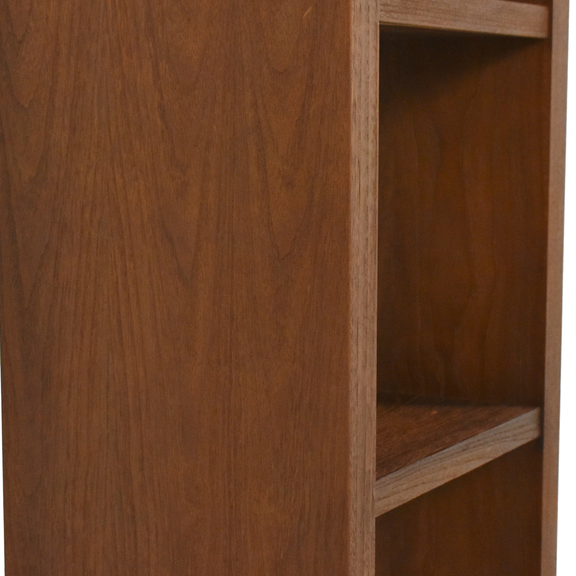 Mitchell Gold + Bob Williams Mitchell Gold + Bob Williams Narrow Bookshelf with Drawer  dimensions