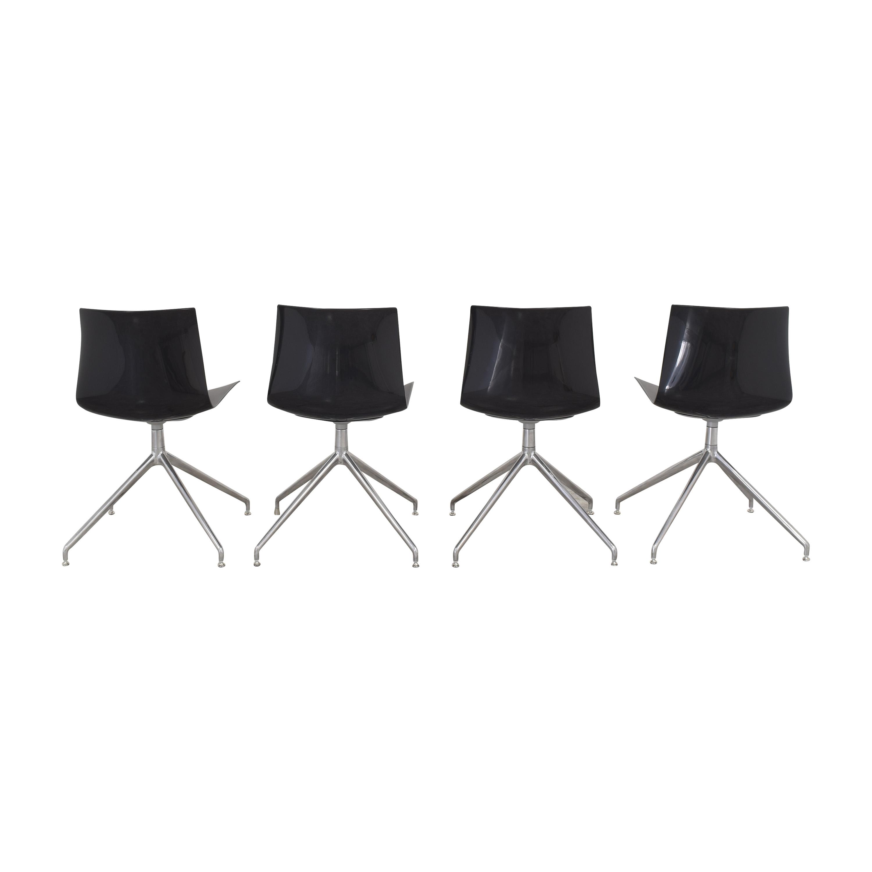Arper Arper Catifa 46 Trestle Chairs used