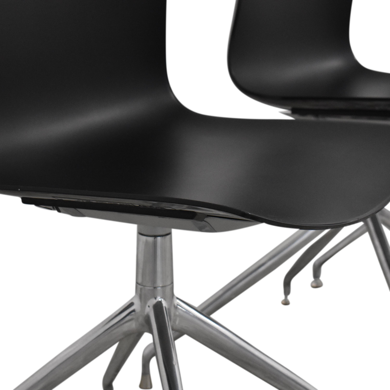 Arper Arper Catifa 46 Trestle Chairs nj