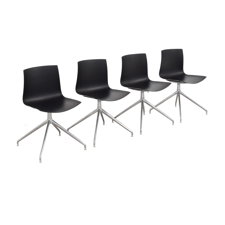 shop Arper Catifa 46 Trestle Chairs Arper