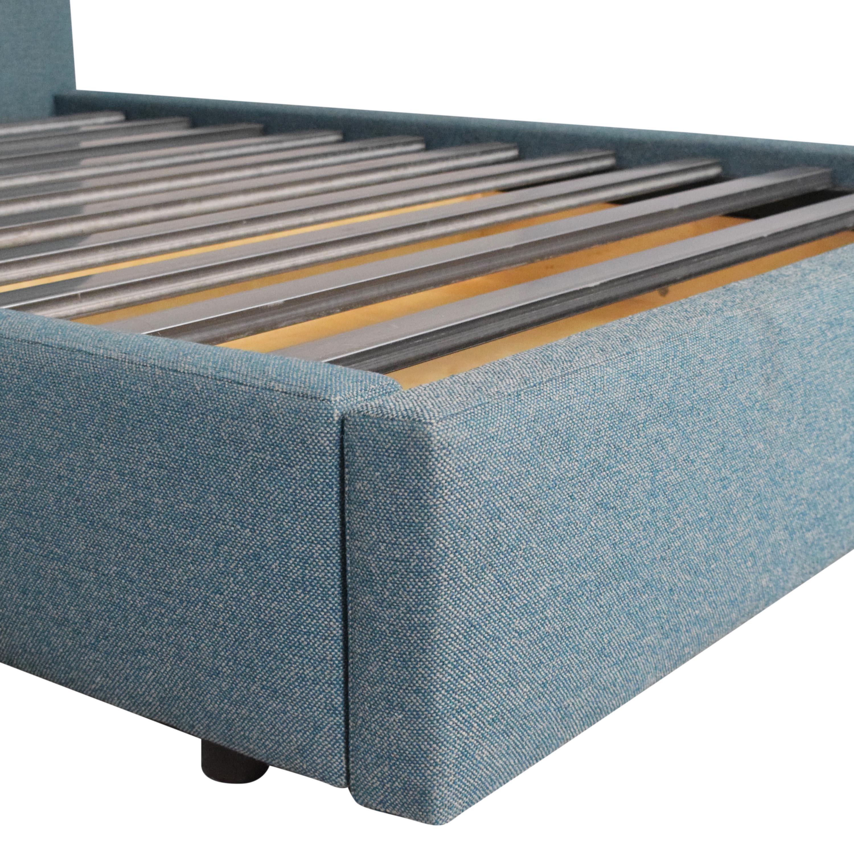shop Room & Board Wyatt Full Storage Bed Room & Board Beds