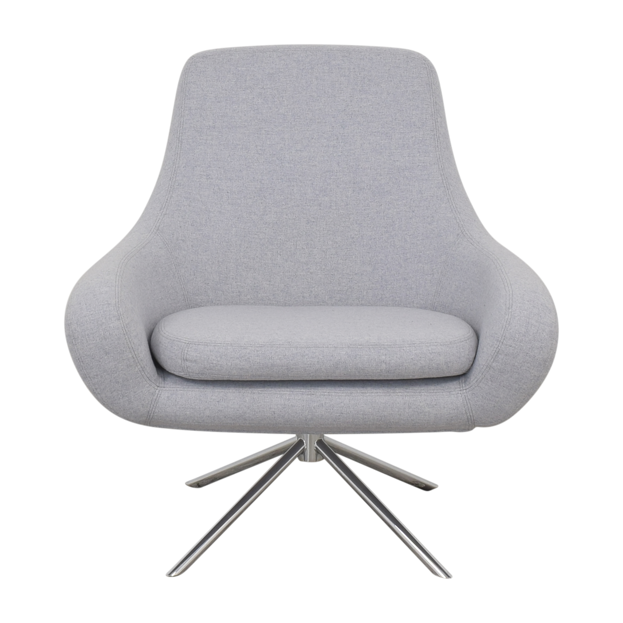 buy Design Within Reach Noomi Accent Chair Design Within Reach