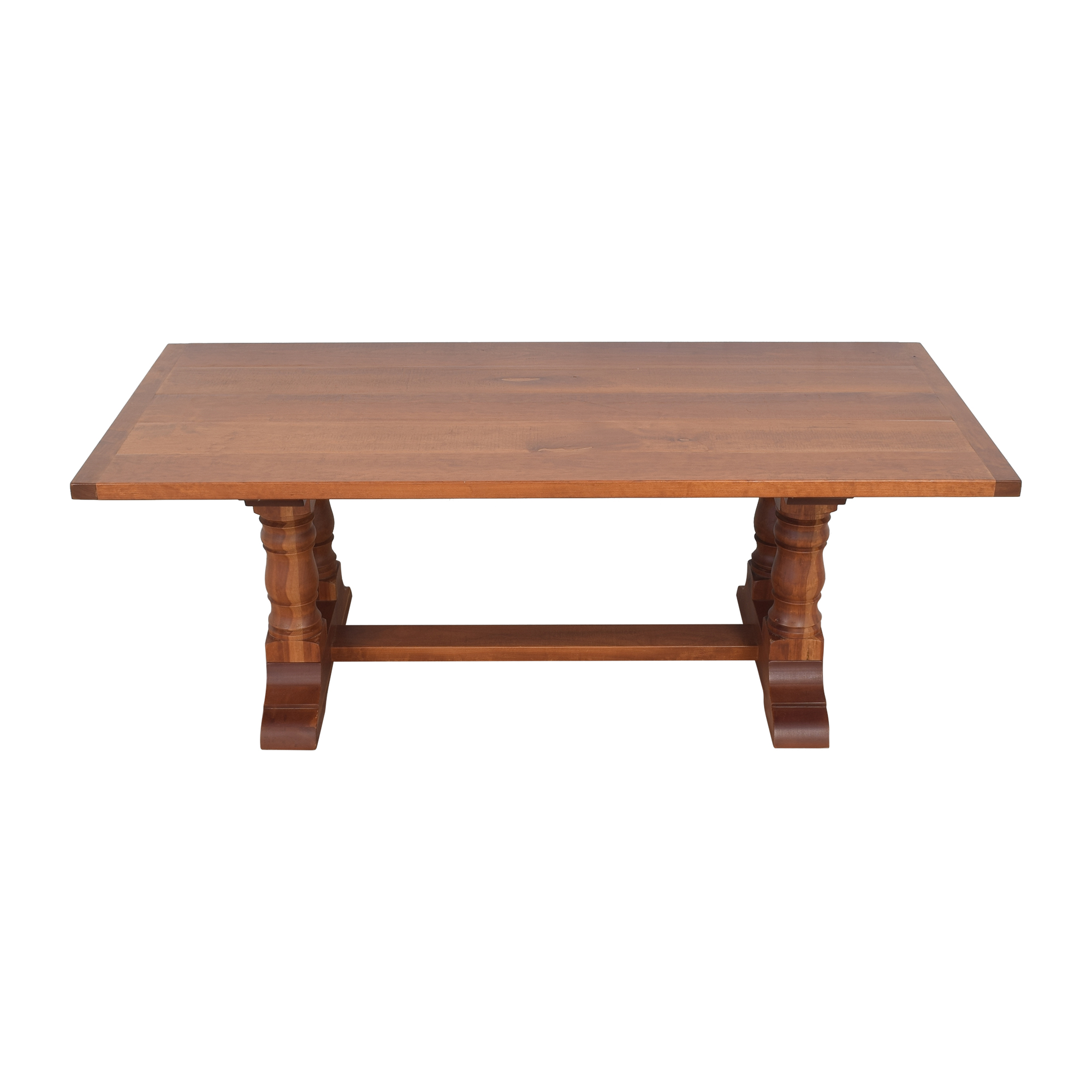 Country Willow Silverlake Extendable Dining Table Country Willow