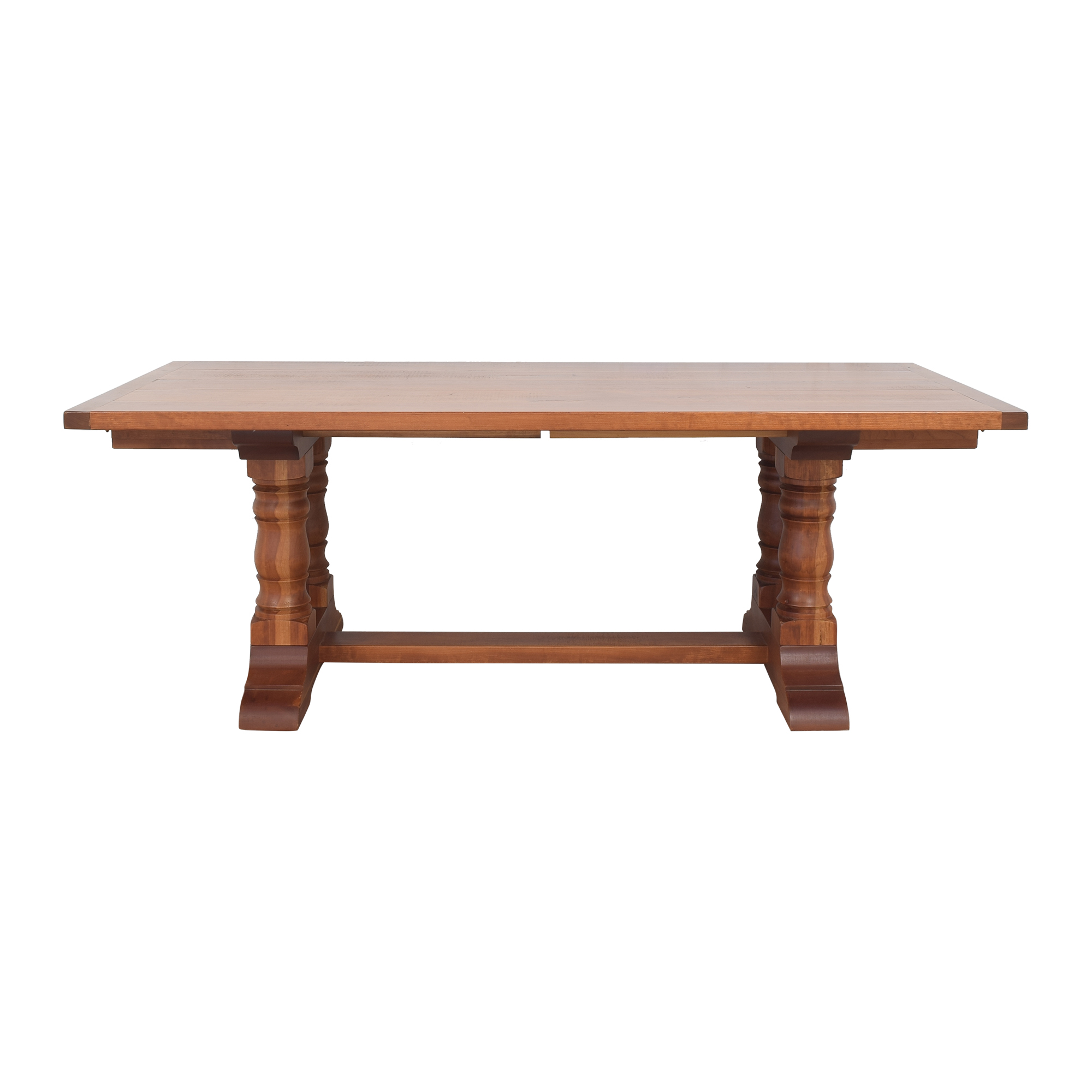 Country Willow Country Willow Silverlake Extendable Dining Table ct