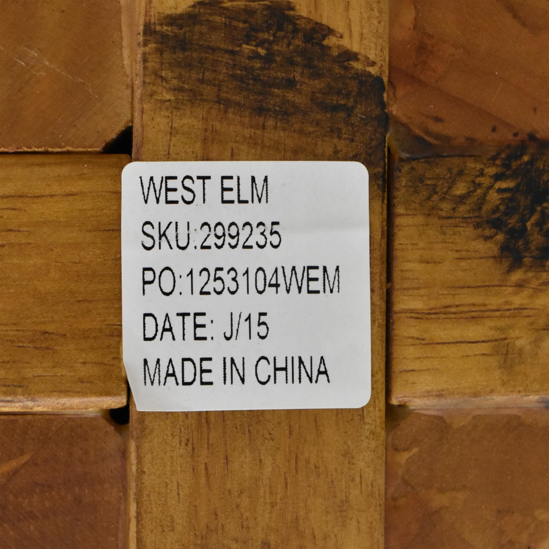 West Elm West Elm Dane Upholstered Dining Armchairs
