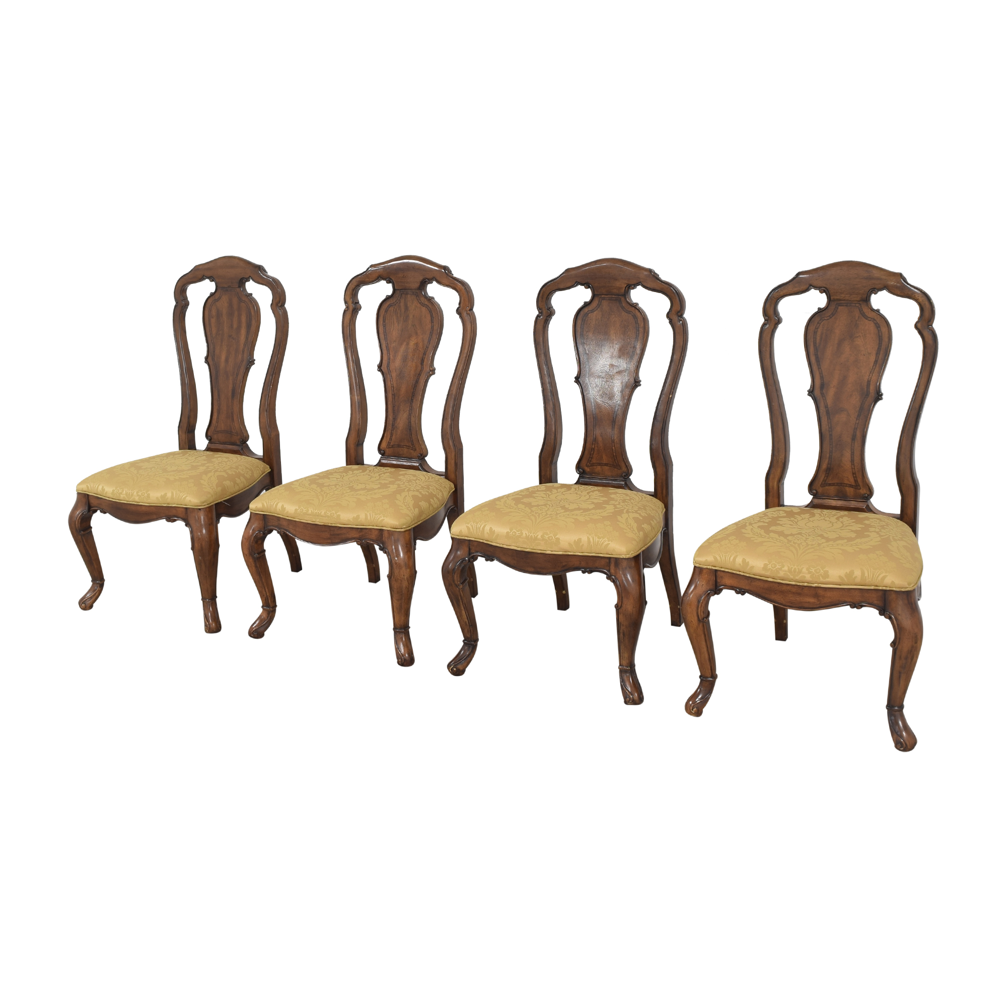Thomasville Thomasville Ernest Hemingway Granada Dining Chairs ct