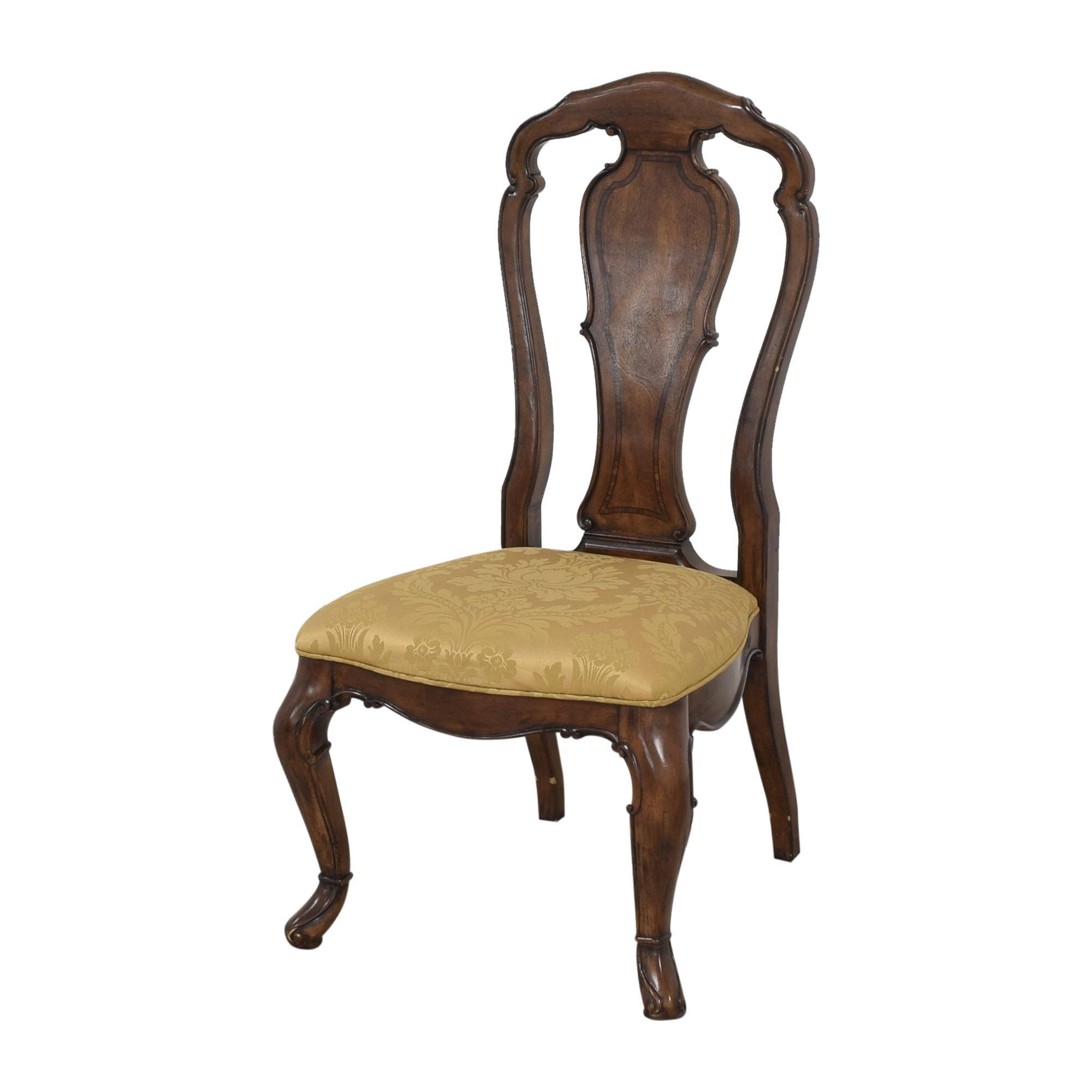 buy Thomasville Ernest Hemingway Granada Dining Chairs Thomasville Chairs