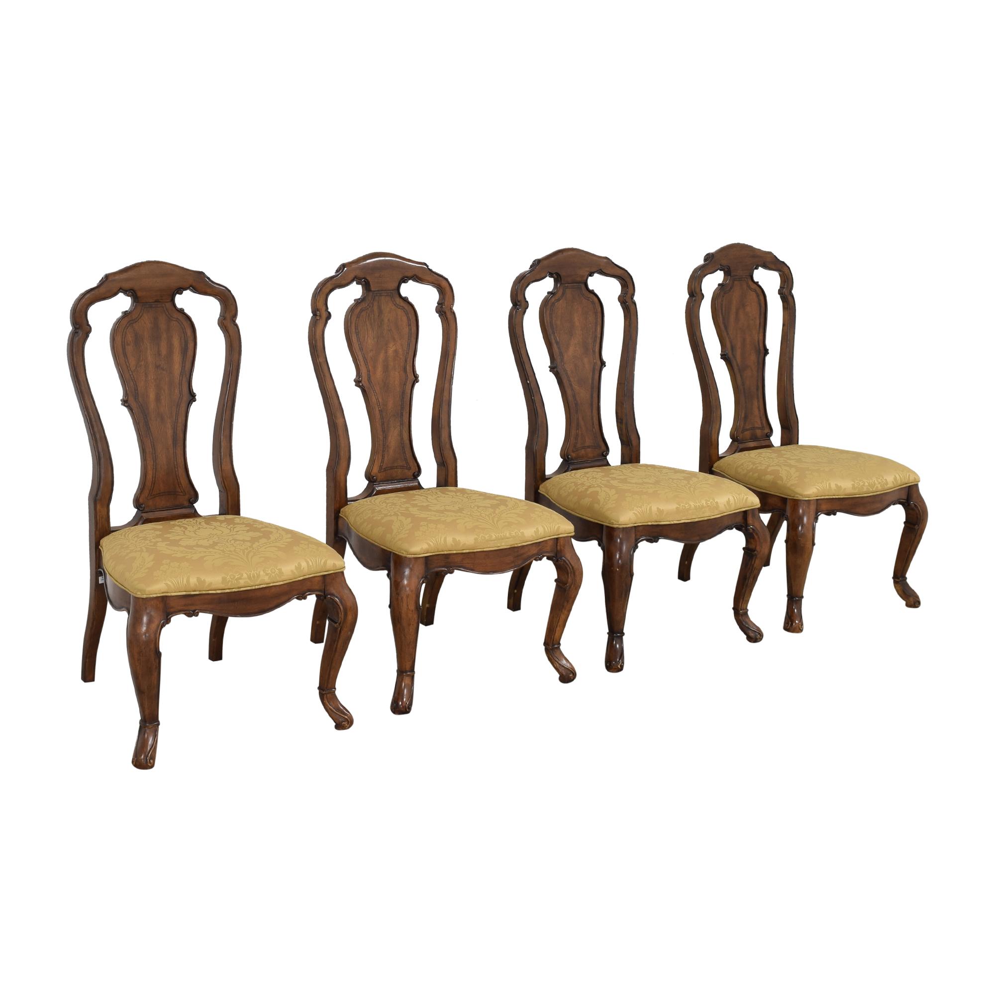 buy Thomasville Ernest Hemingway Granada Dining Chairs Thomasville Dining Chairs