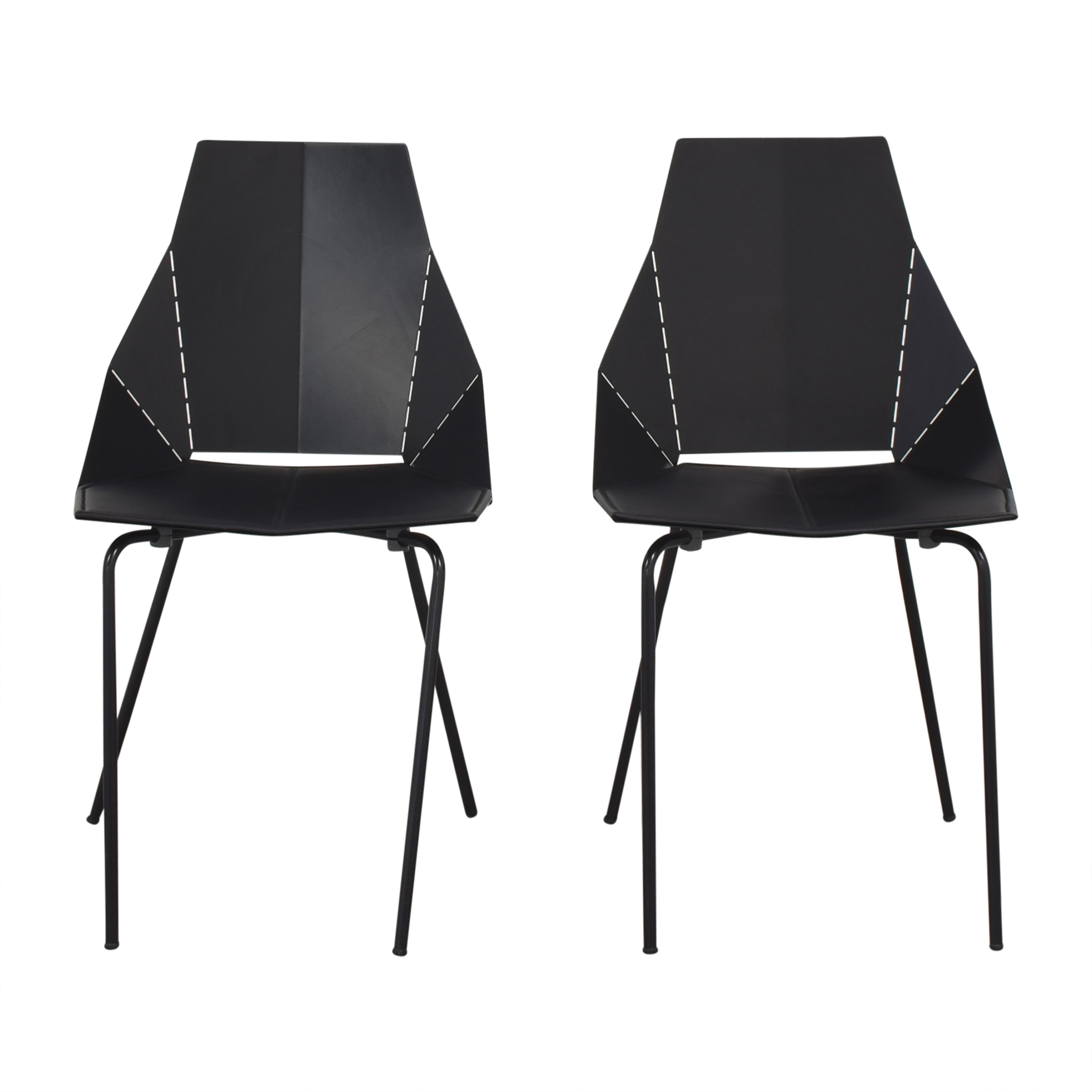 shop Blu Dot Blu Dot Real Good Chairs with Chair Pads online