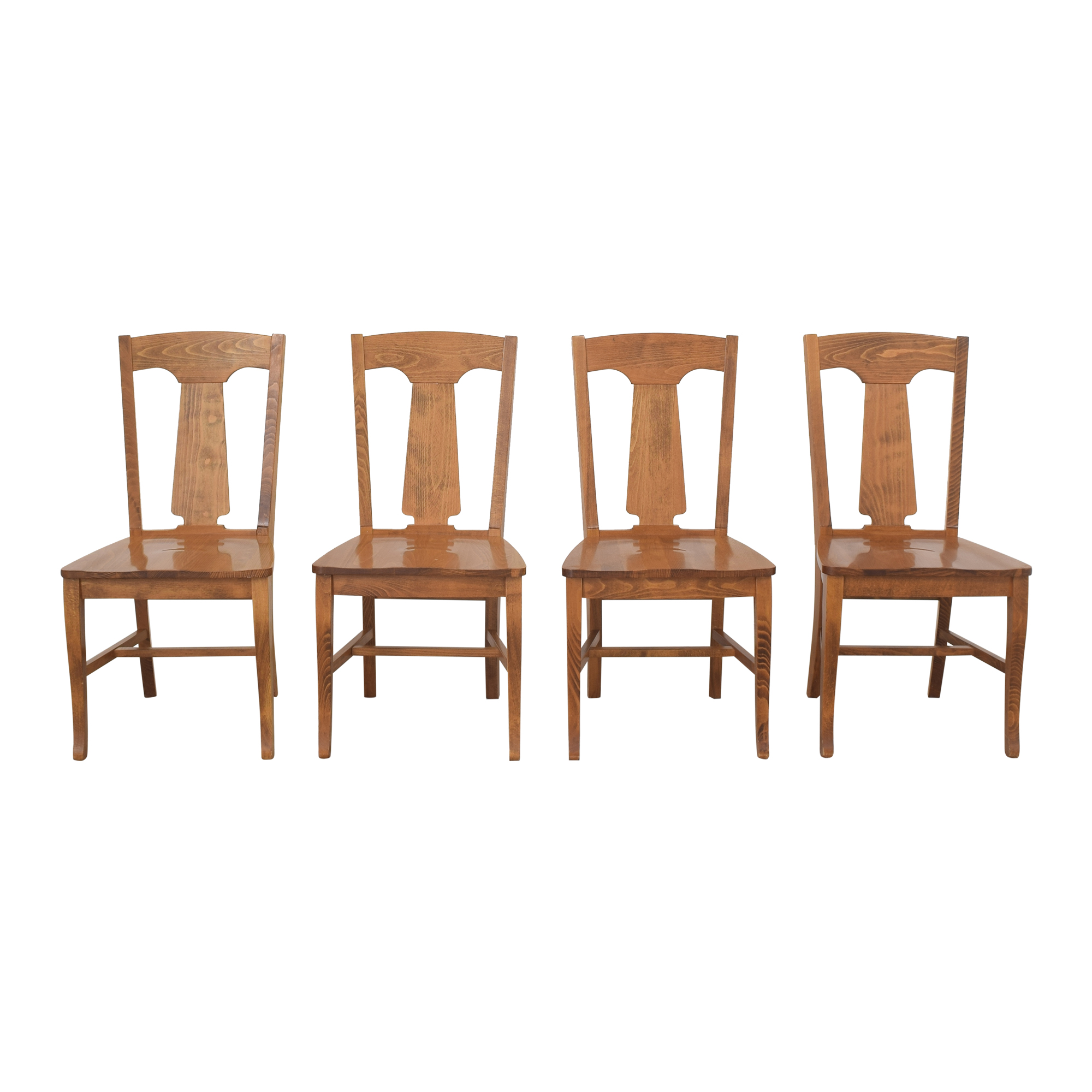 Pottery Barn Pottery Barn Loren Dining Chairs dimensions