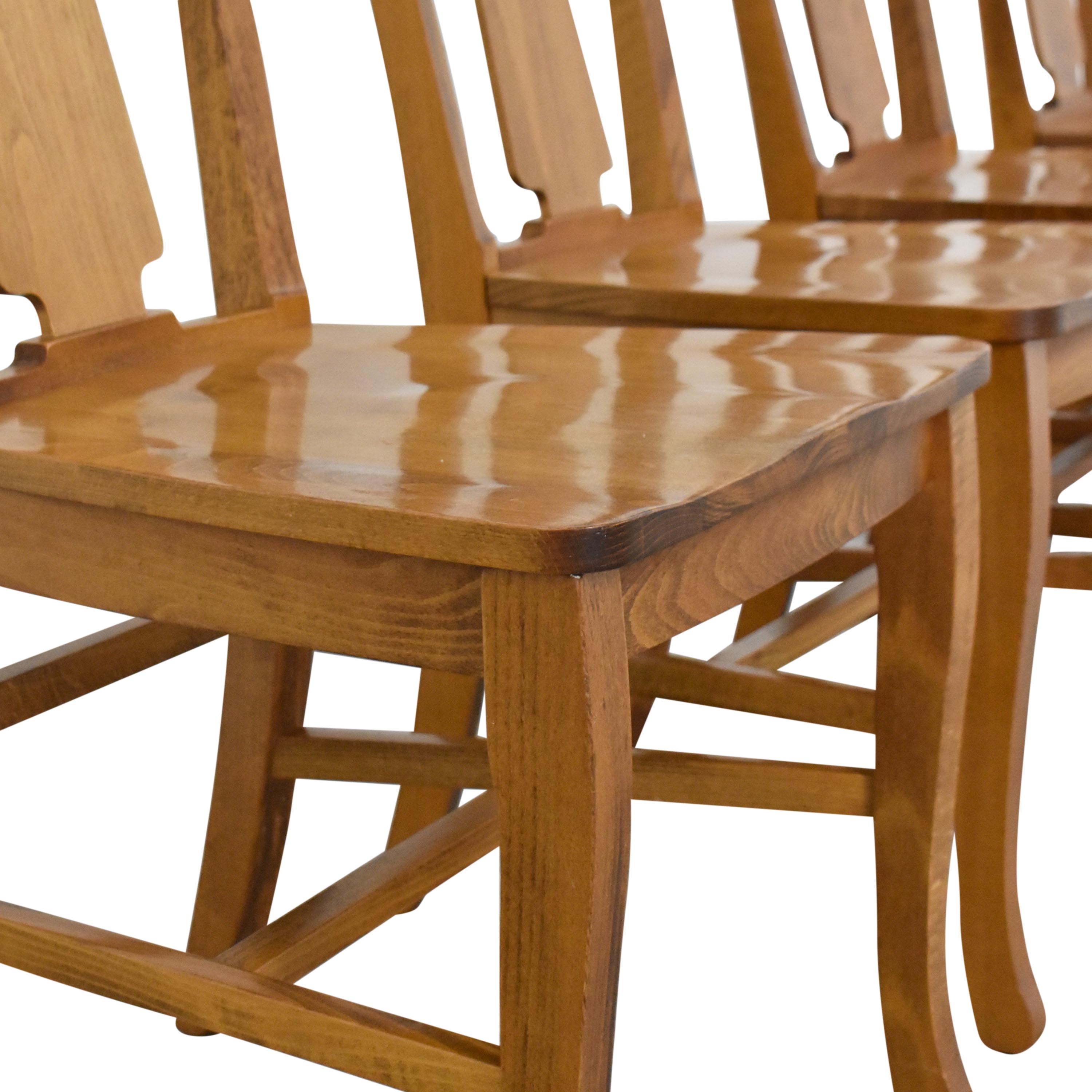 Pottery Barn Pottery Barn Loren Dining Chairs Chairs