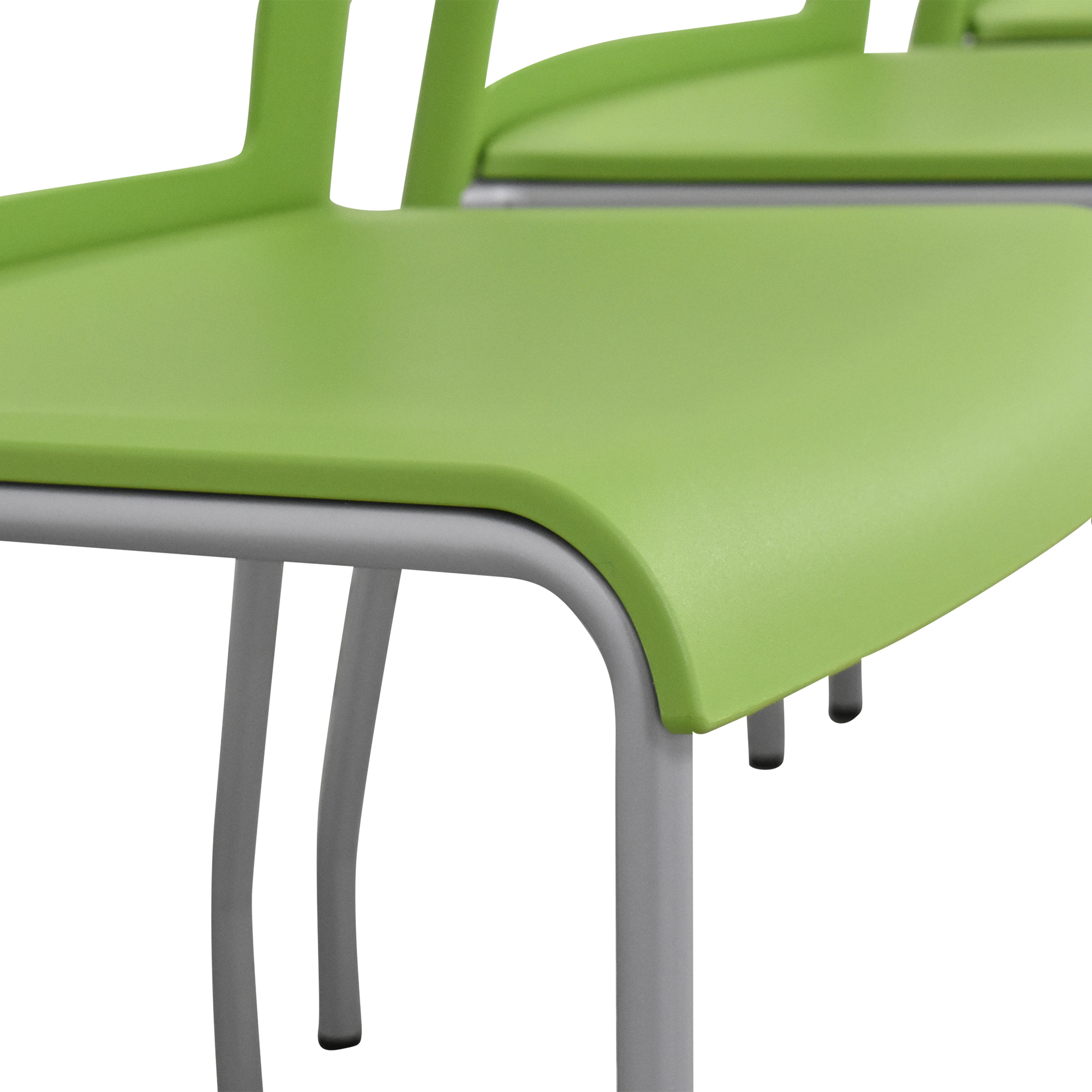 Steelcase Steelcase Move Stackable Chairs dimensions