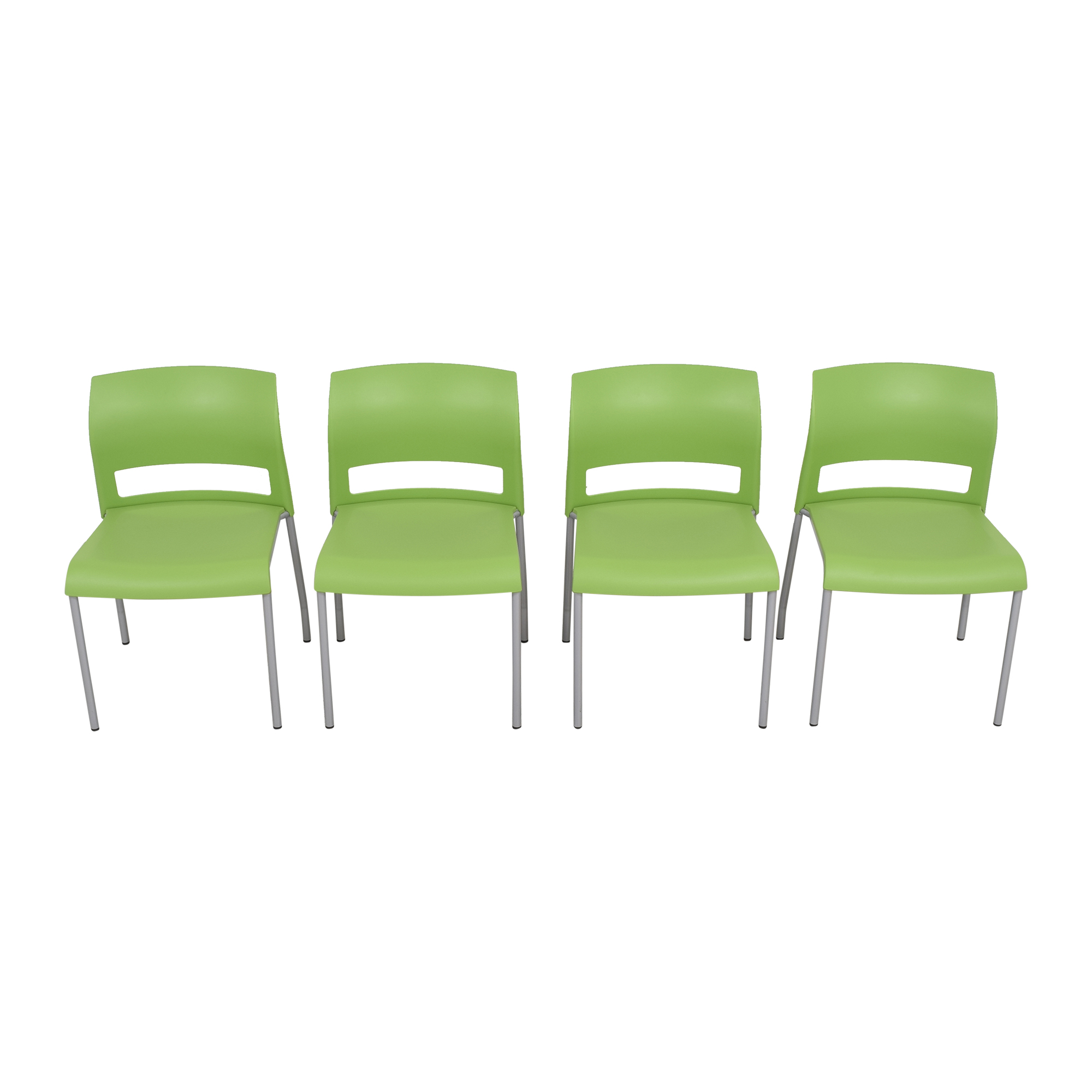 Steelcase Steelcase Move Stackable Chairs second hand
