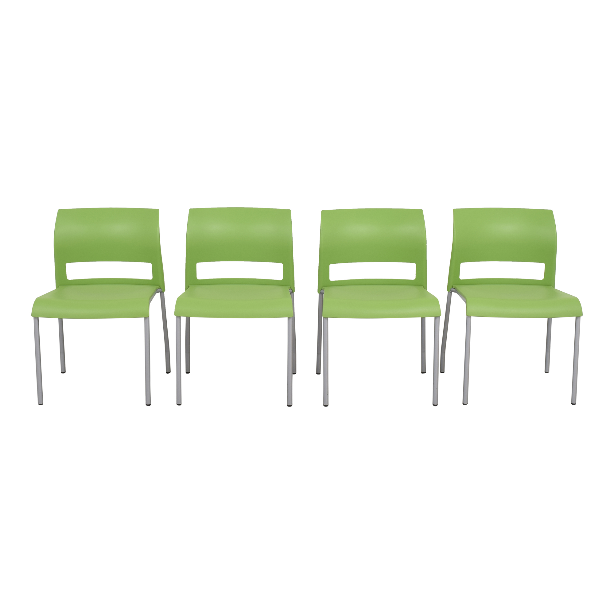 Steelcase Steelcase Move Stackable Chairs
