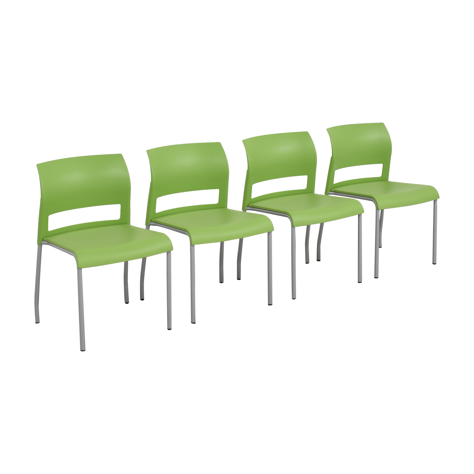 Steelcase Steelcase Move Stackable Chairs ct