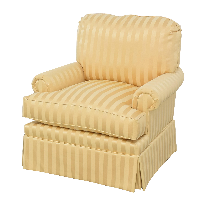 Thomasville Thomasville Stripe Accent Chair nj