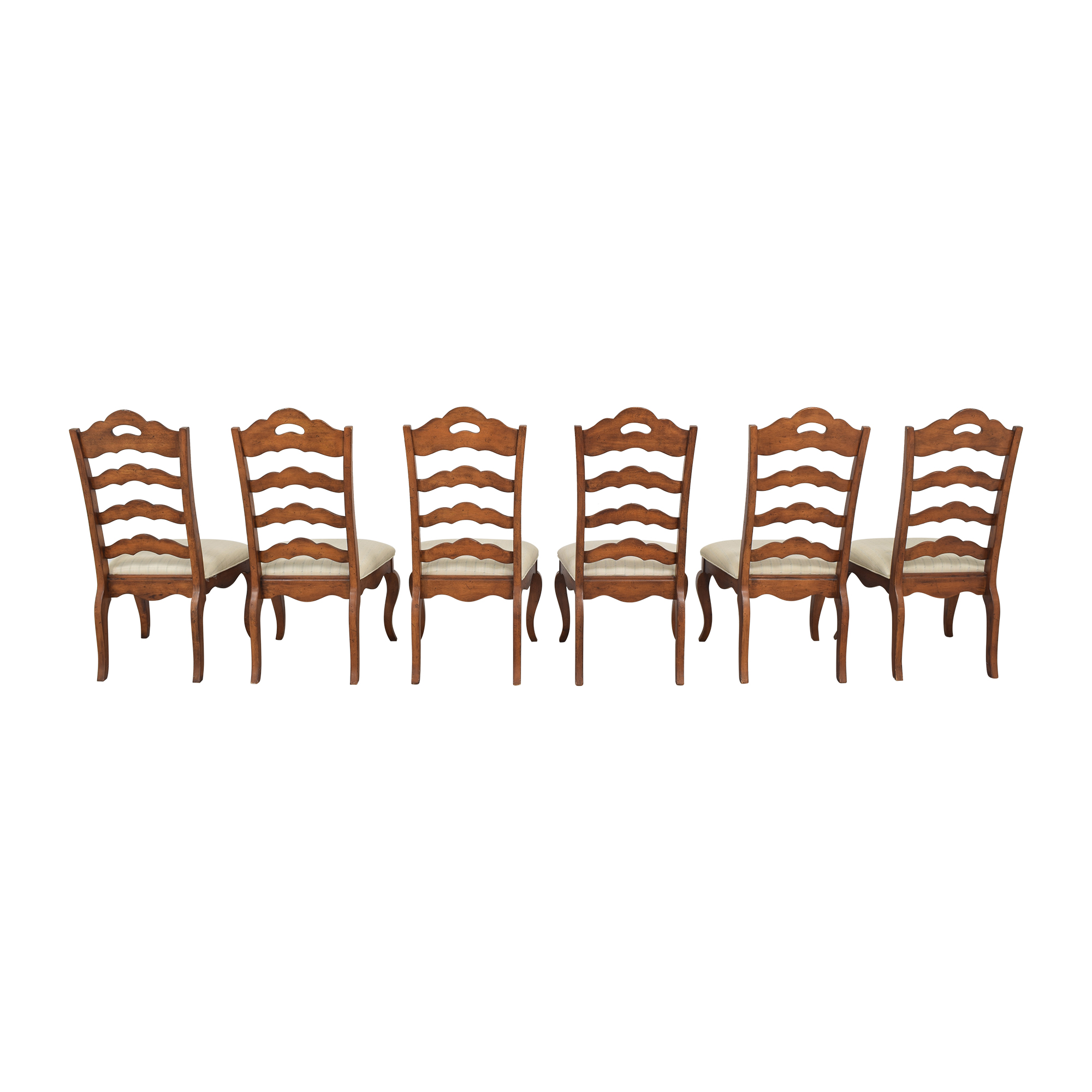 Universal Furniture Universal Furniture Ladder Back Dining Chairs on sale