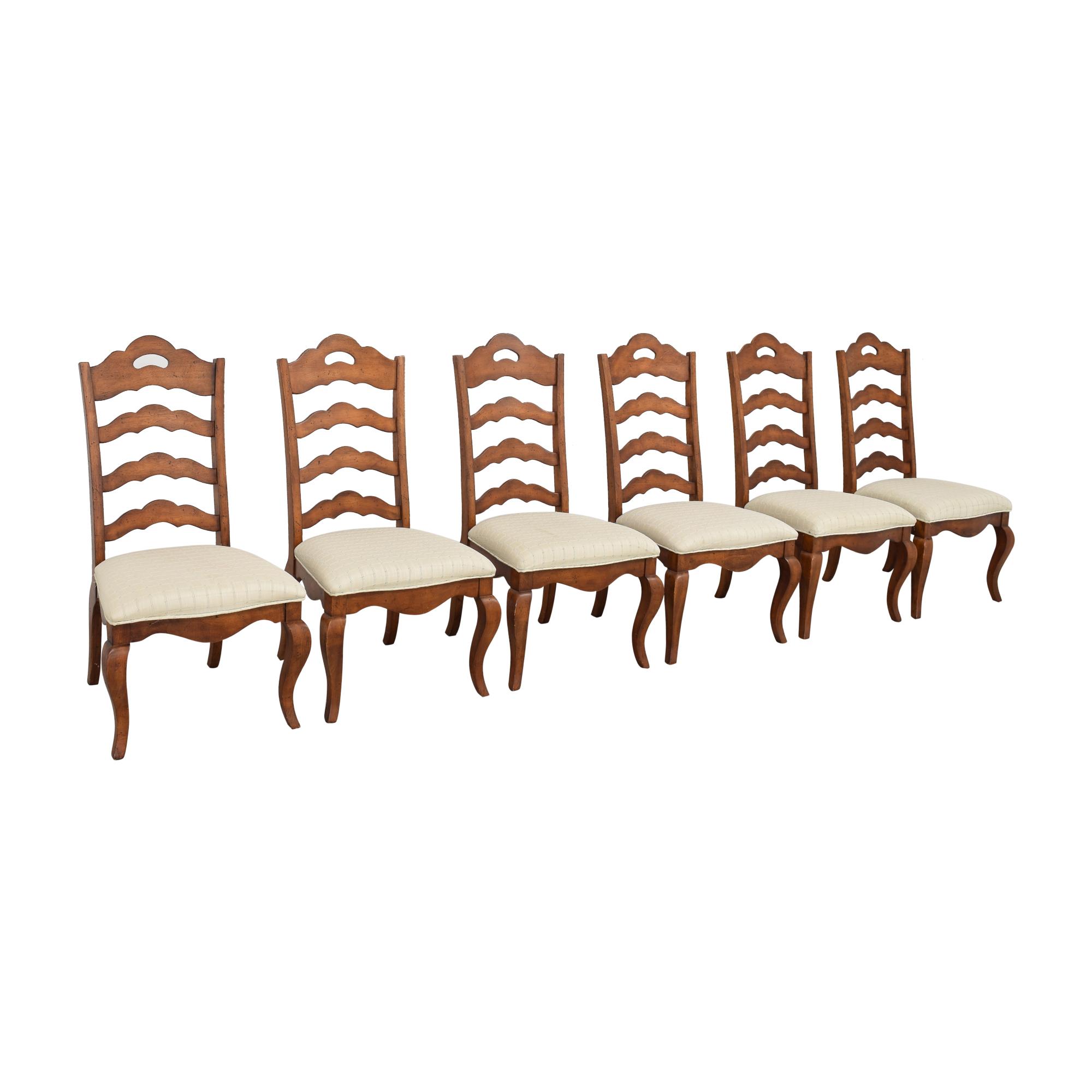 buy Universal Furniture Ladder Back Dining Chairs Universal Furniture
