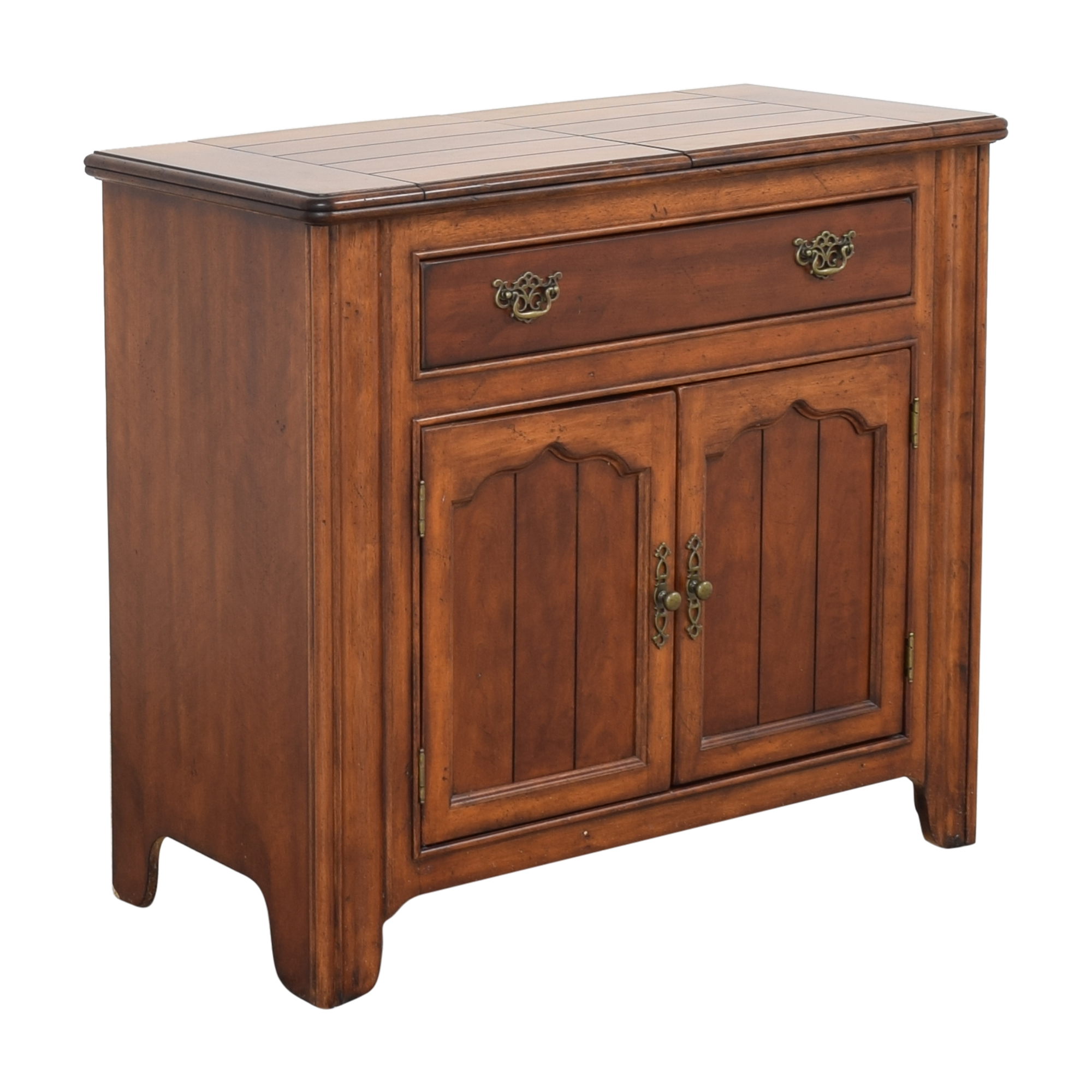 Universal Furniture Universal Furniture Flip Top Server Buffet Storage