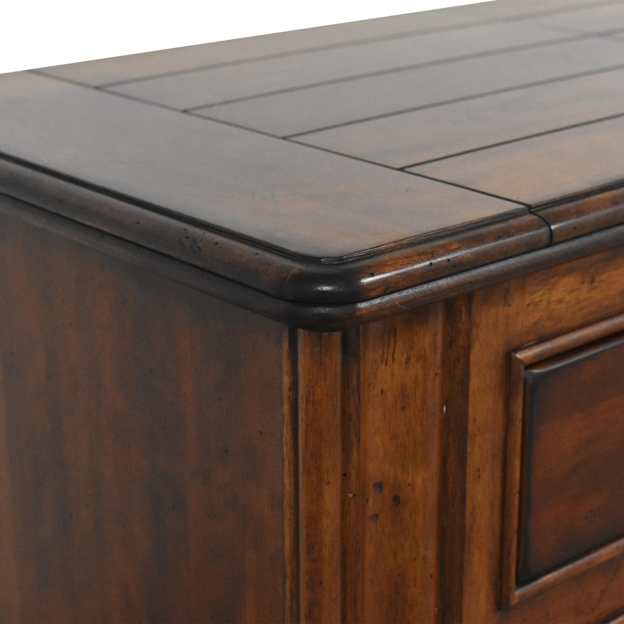 Universal Furniture Universal Furniture Flip Top Server Buffet for sale