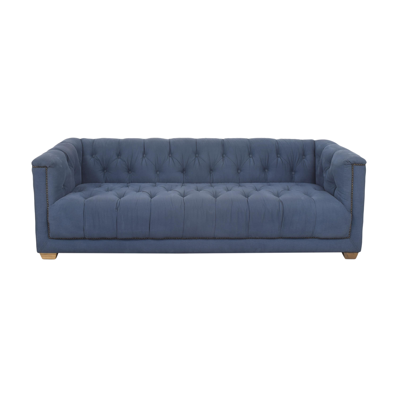 Restoration Hardware Restoration Hardware Savoy Tufted Sofa price