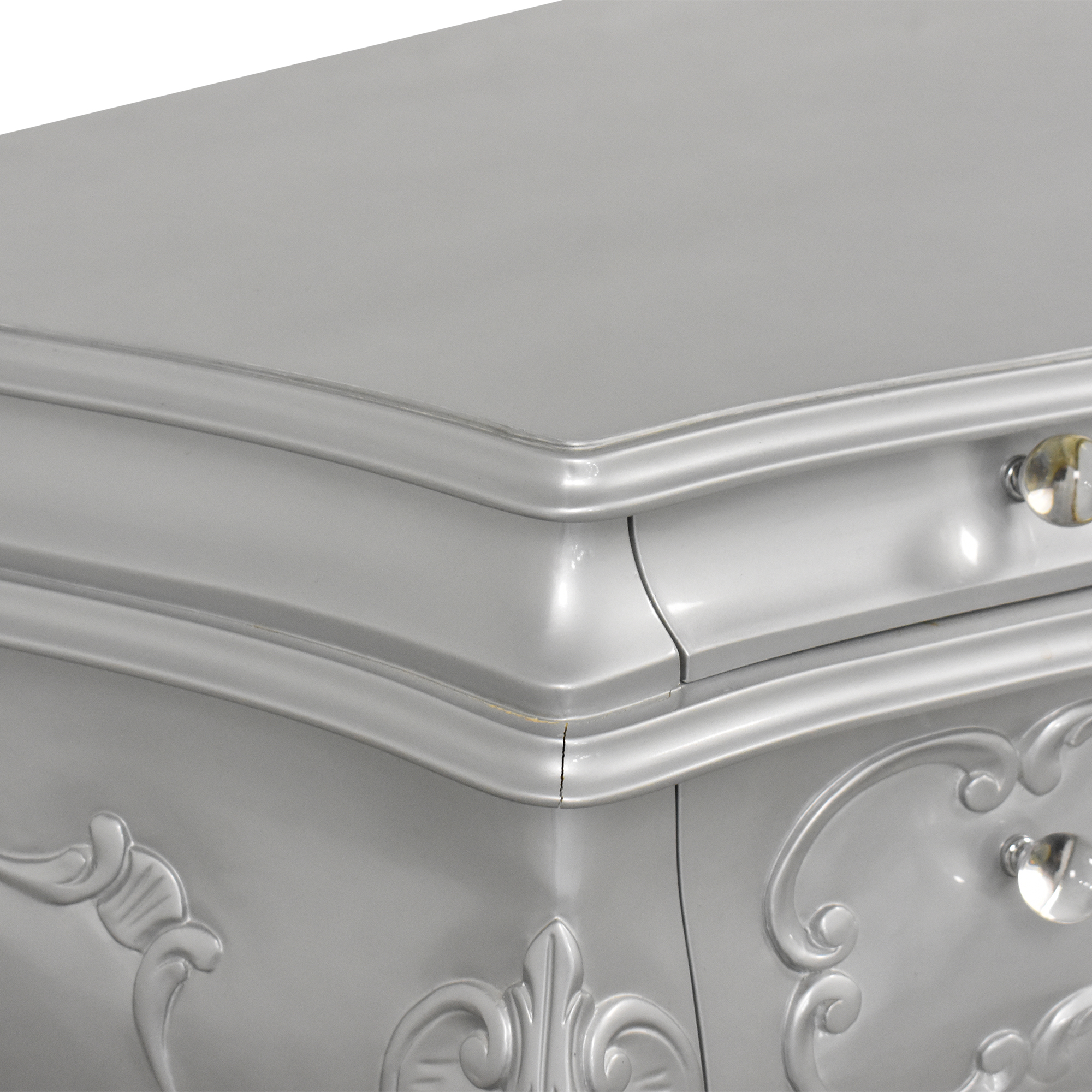French-Style Nightstands dimensions