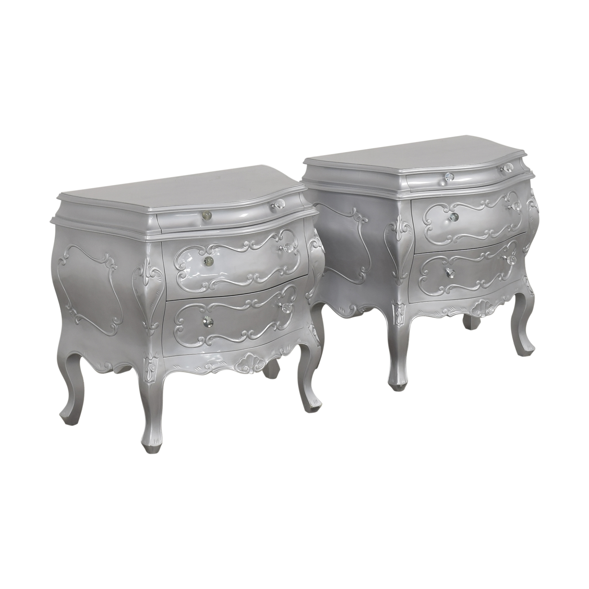 French-Style Nightstands