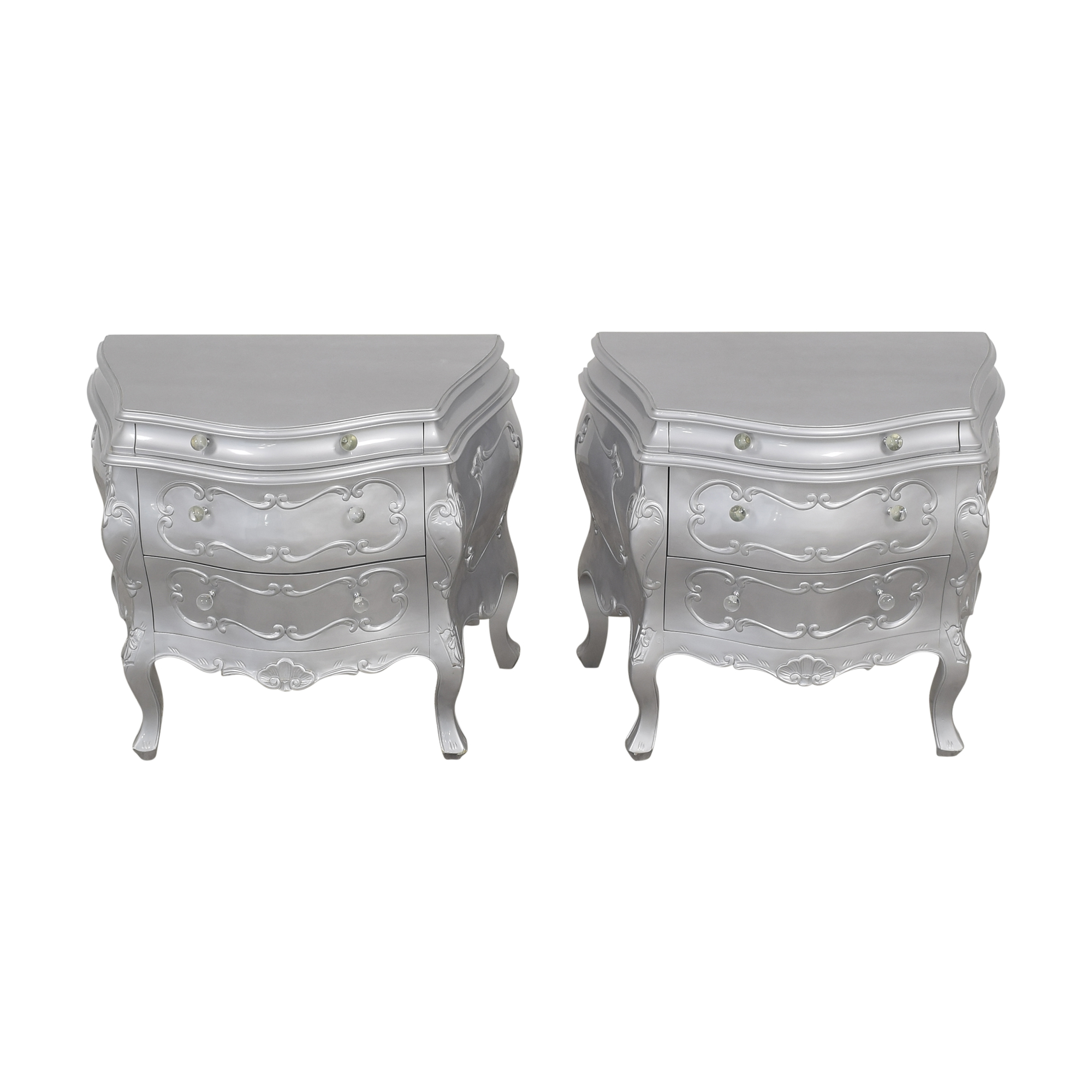 French-Style Nightstands / Tables