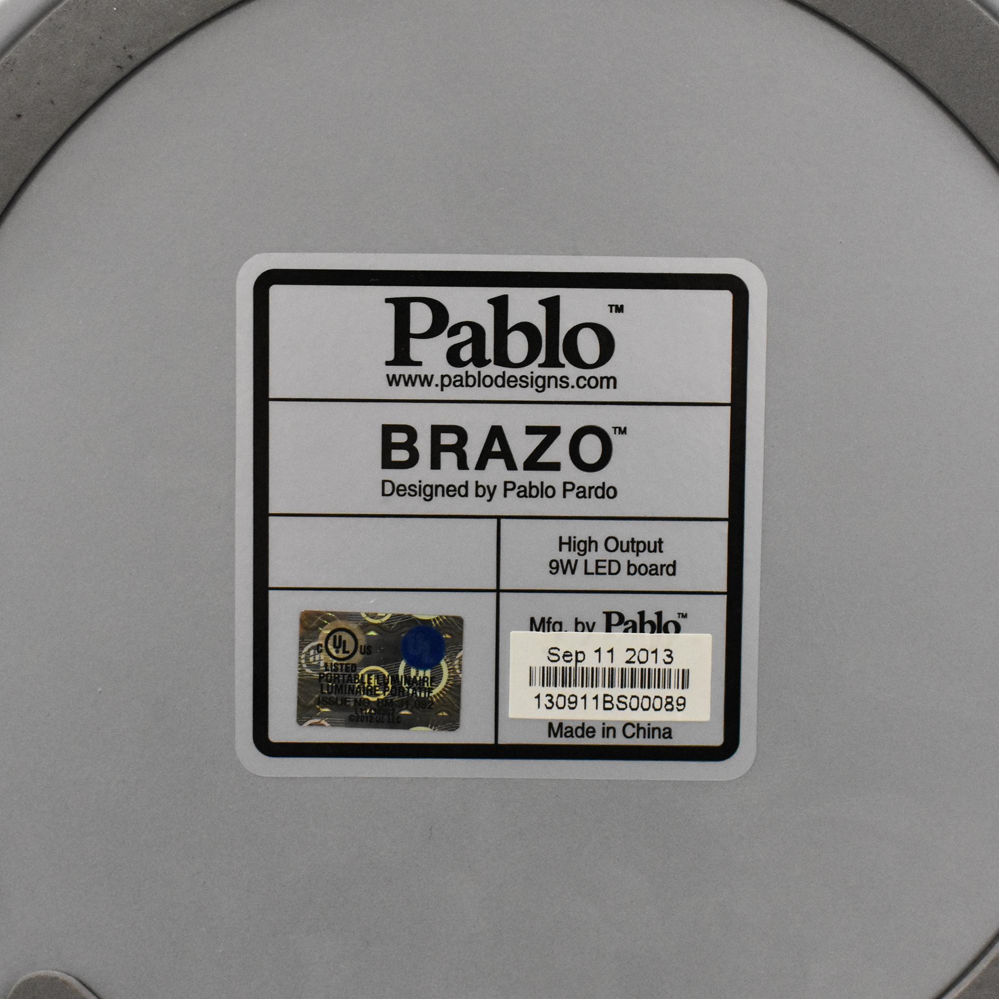 buy Pablo Designs Brazo Table Lamp Pablo Designs Lamps