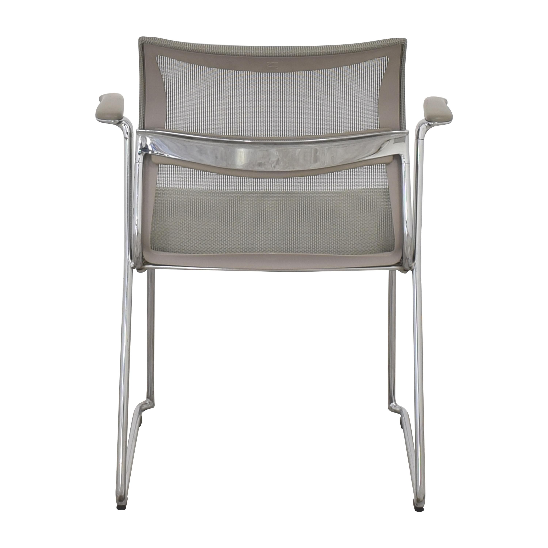Stylex Stylex Zephyr Stacking Arm Chair ct