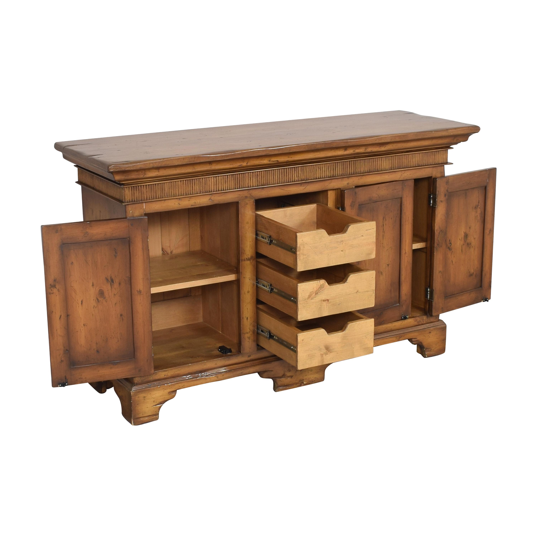 Greenbaum Interiors Greenbaum Interiors Ellis Woods Sideboard Cabinets & Sideboards