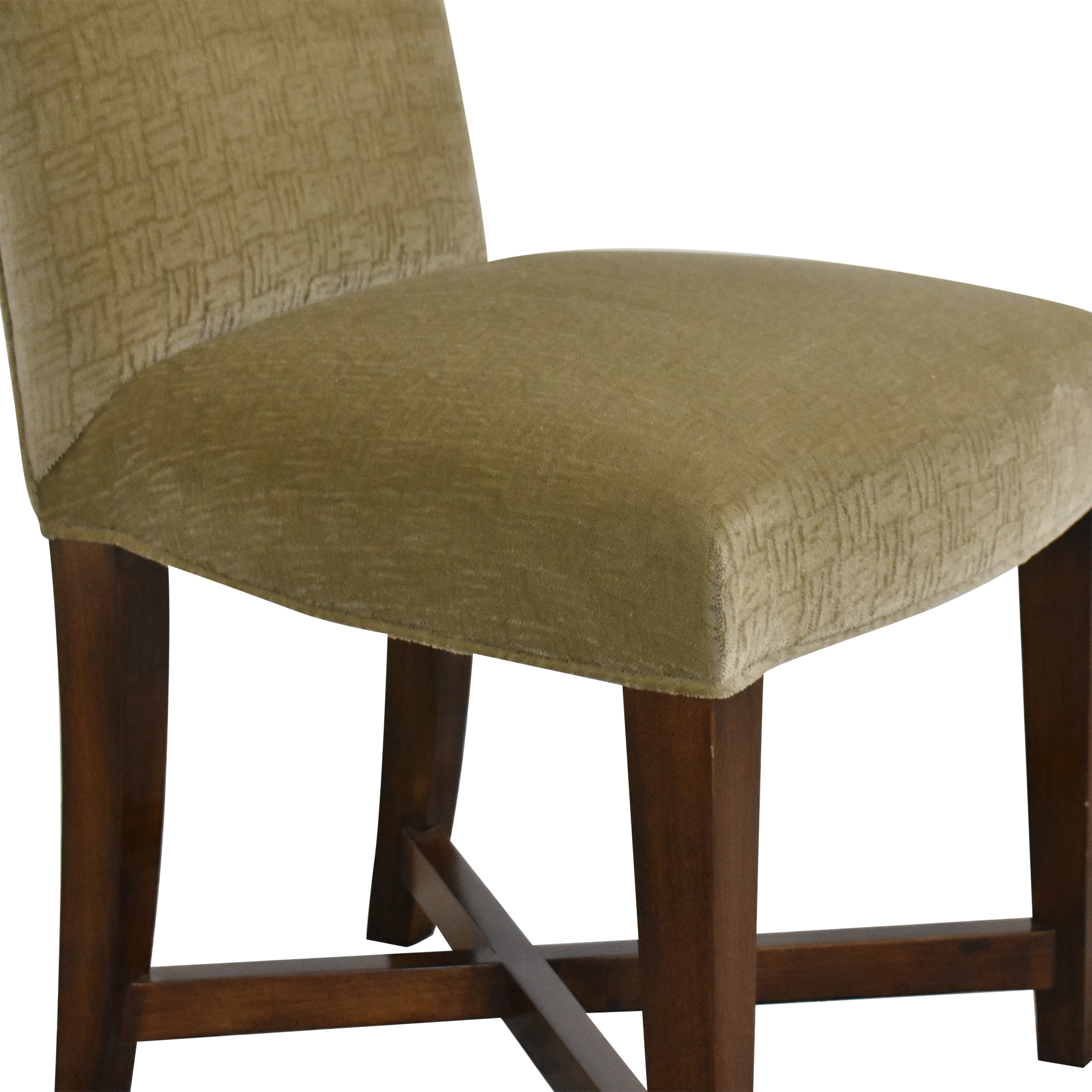 shop Donghia Custom Upholstered Chair Donghia Dining Chairs