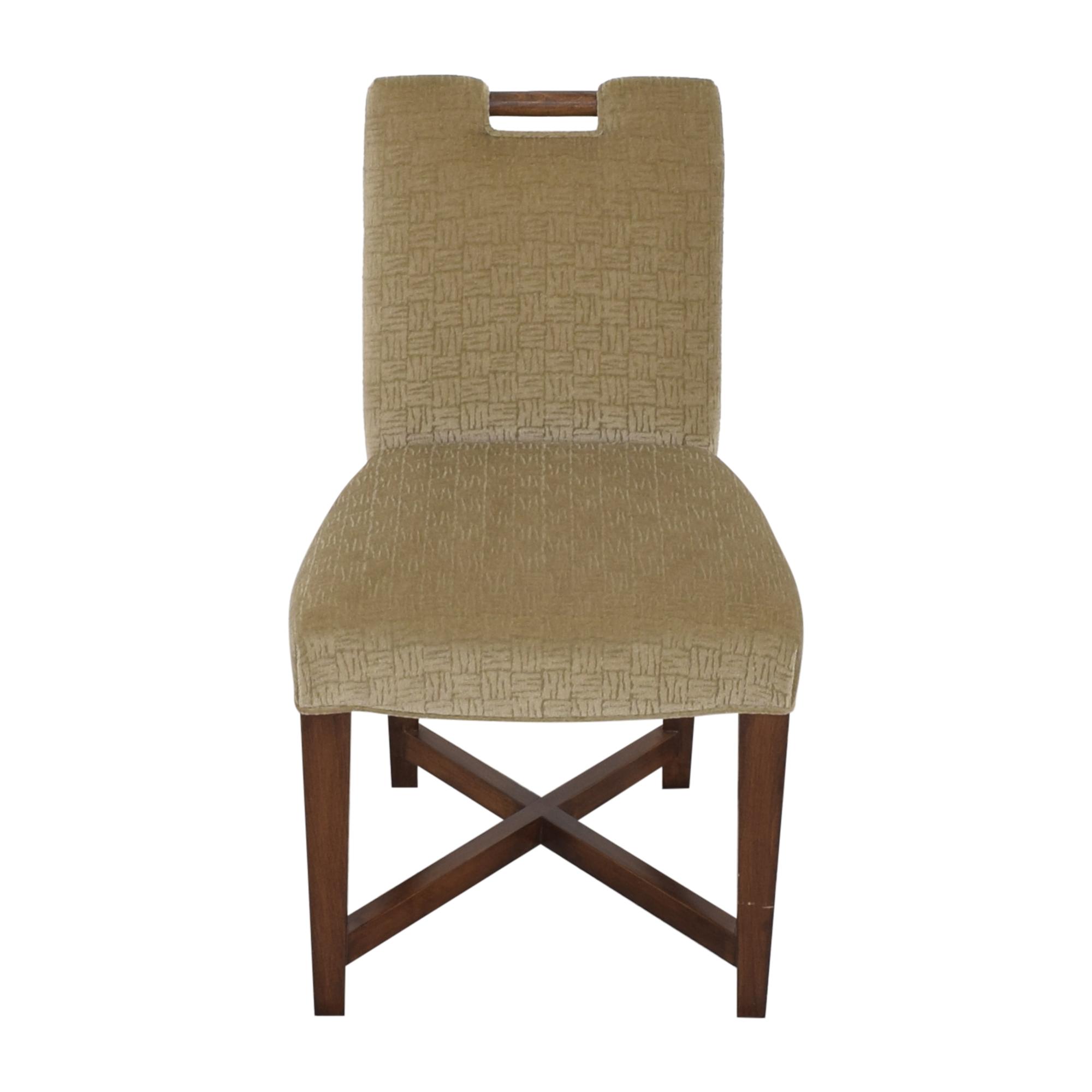shop Donghia Custom Upholstered Chair Donghia Chairs