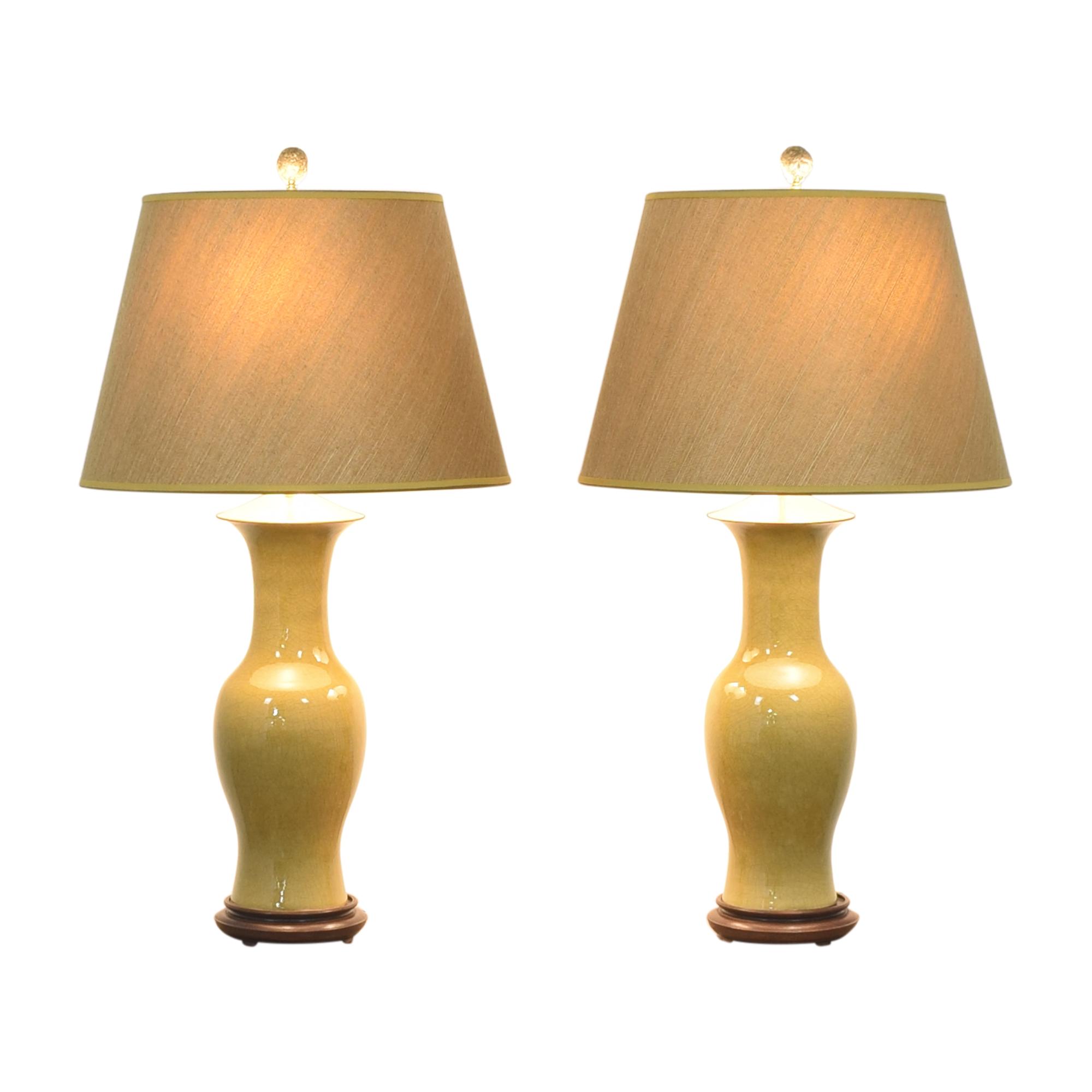 Warren Kessler Warren Kessler Urn Table Lamps coupon