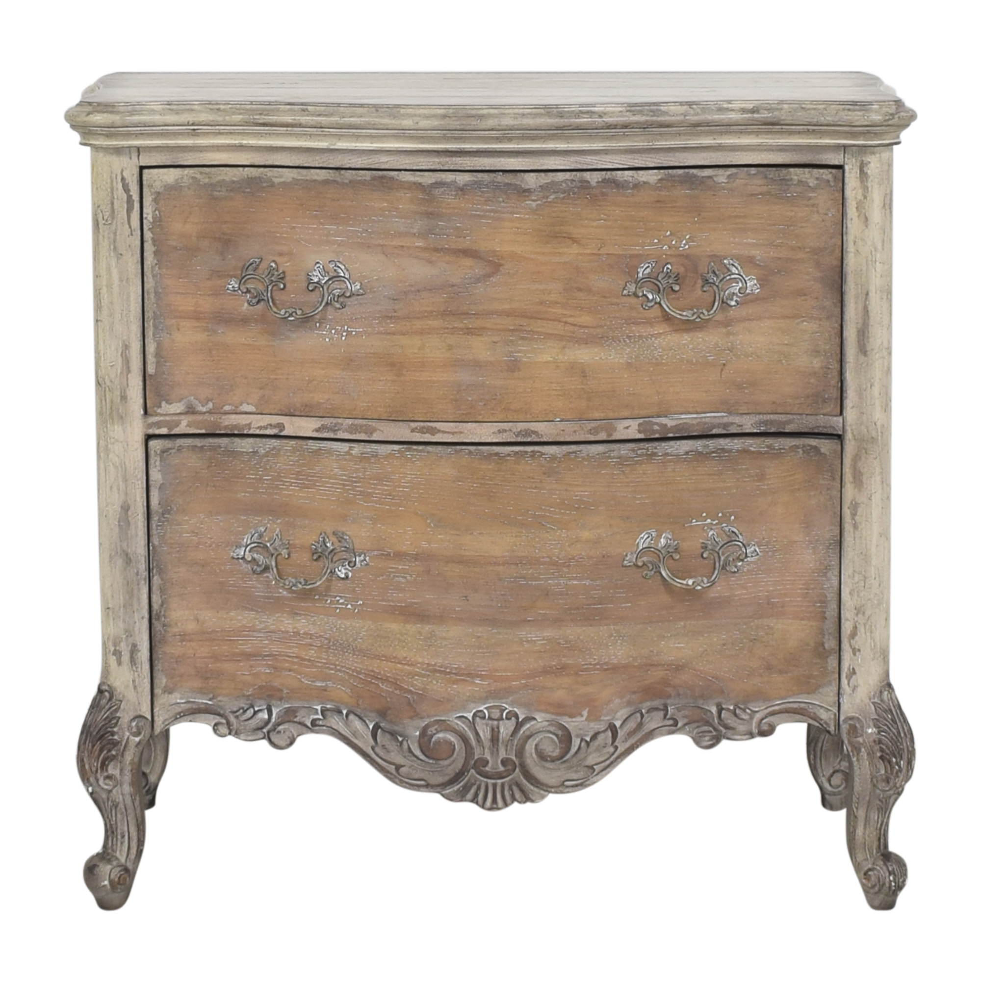 shop Pulaski Furniture Accentrics Home Monaco Two Drawer Chest Pulaski Furniture
