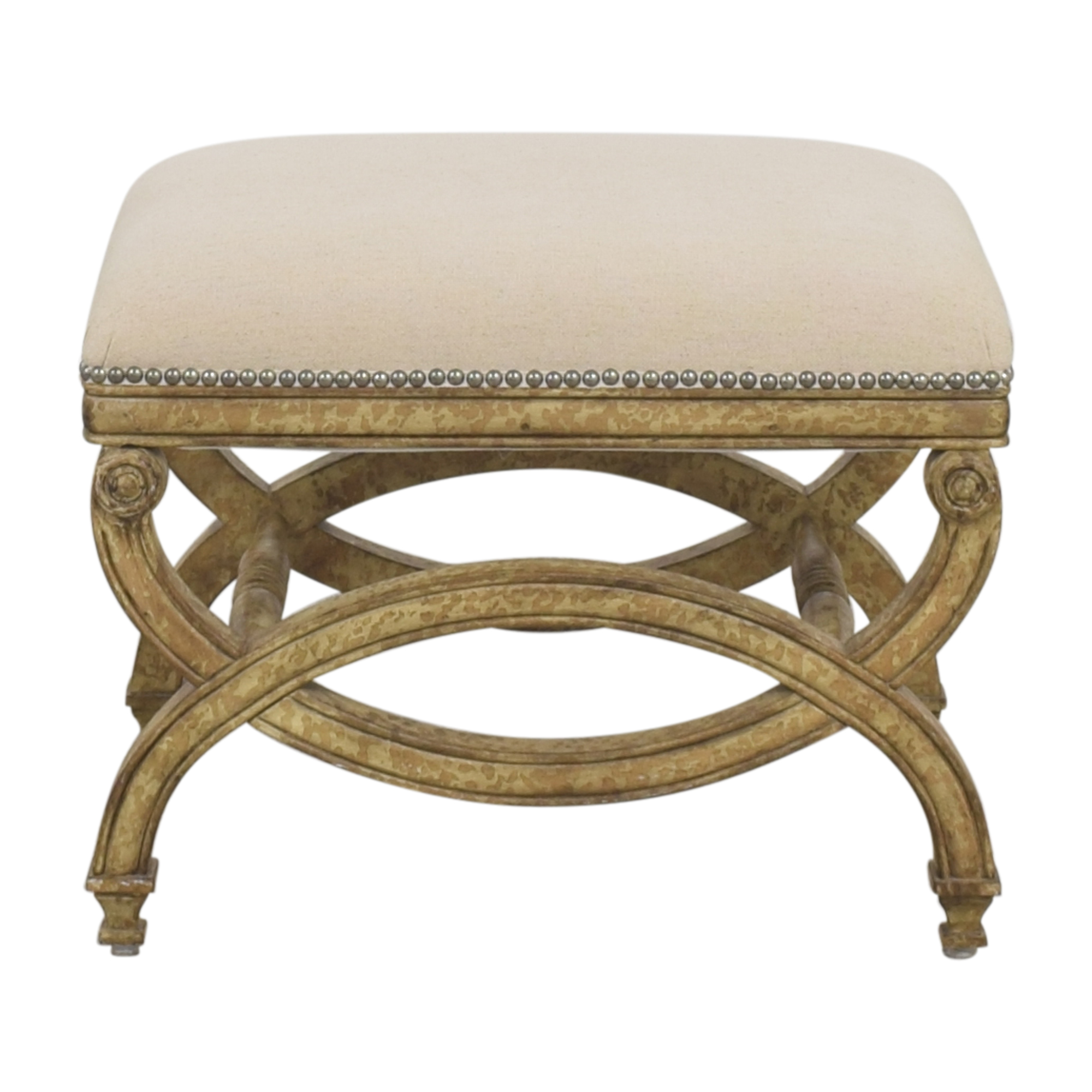 Uttermost Uttermost Karline Vanity Bench Chairs