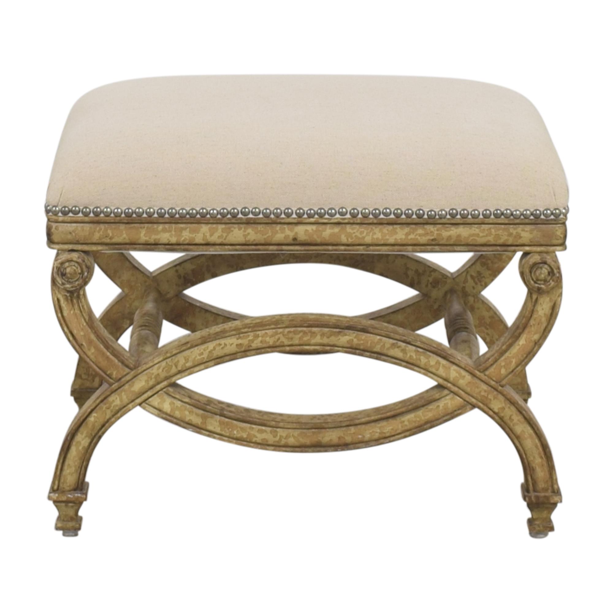 shop Uttermost Uttermost Karline Vanity Bench online