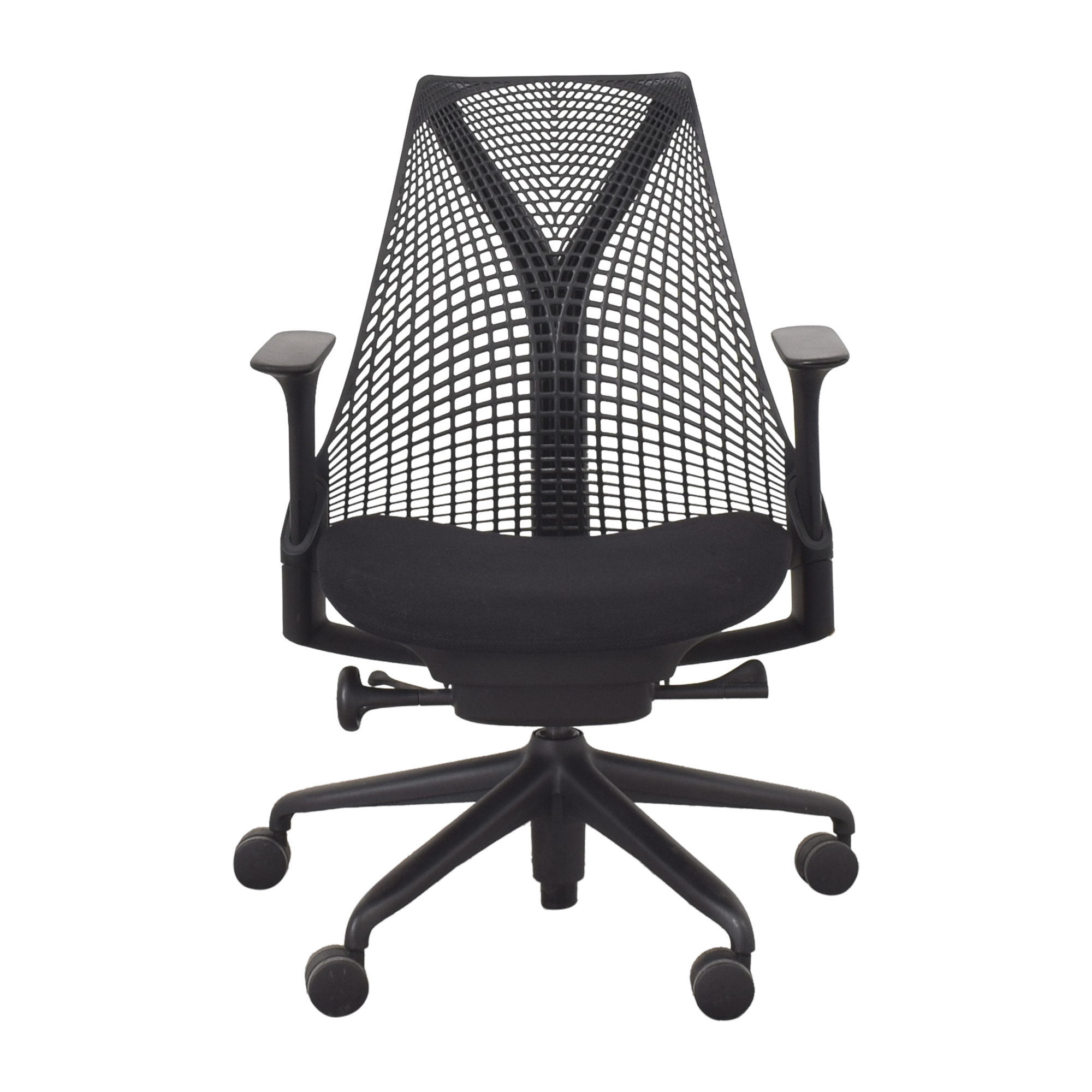Herman Miller Herman Miller Sayl Chair black