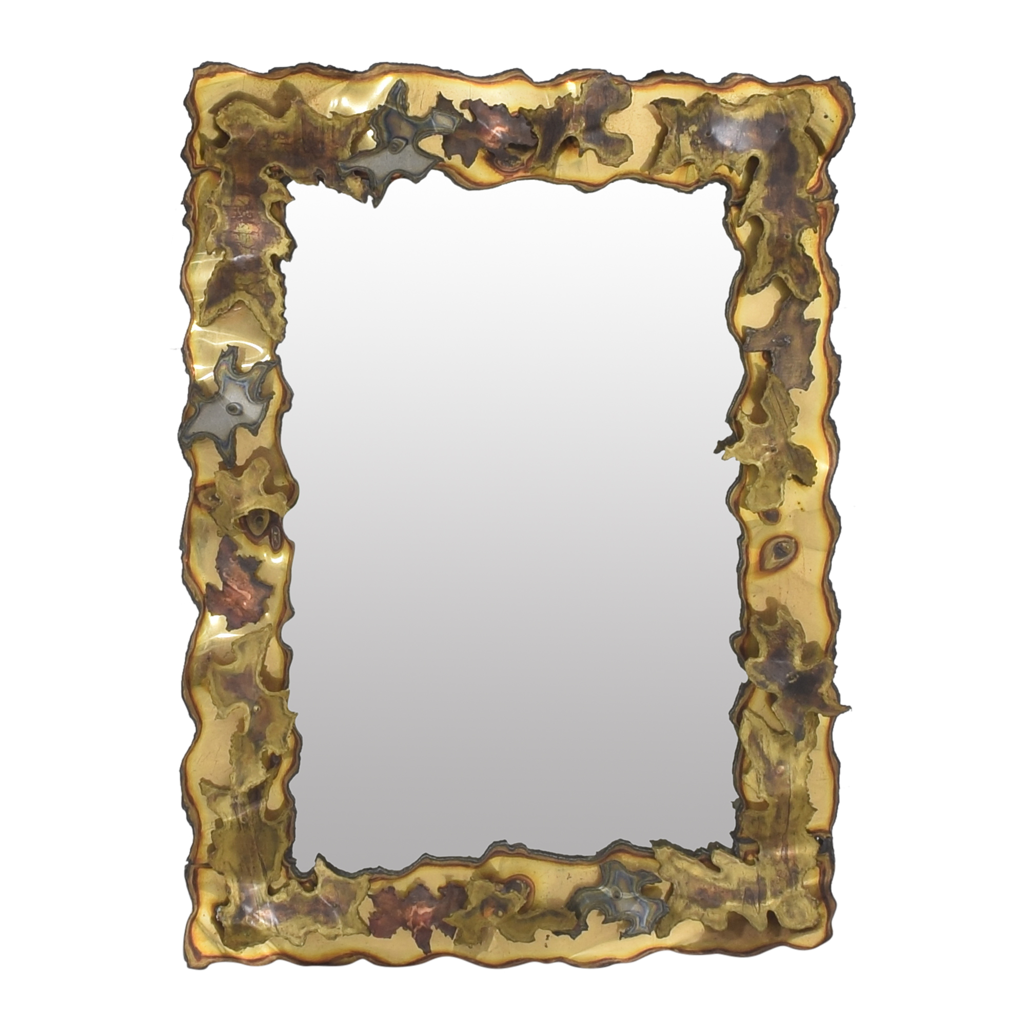 Vintage Framed Mirror sale