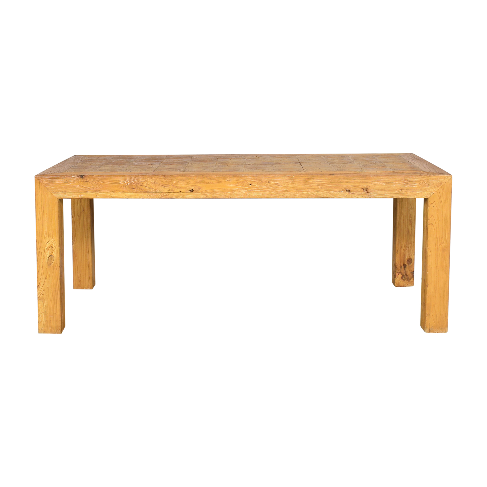 ABC Carpet & Home ABC Carpet & Home Rectangular Dining Table Tables